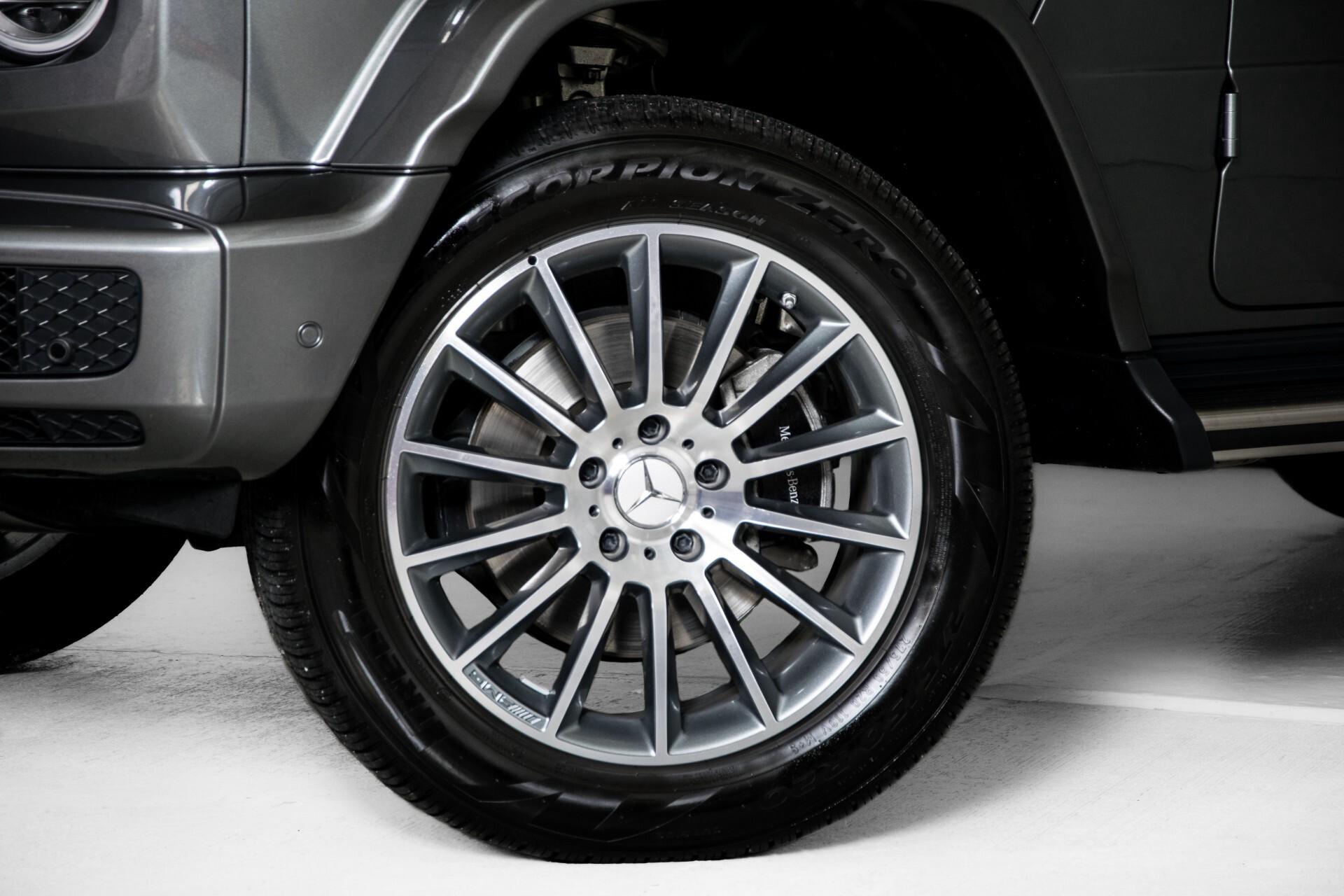 Mercedes-Benz G-Klasse 500 AMG Massage/Entertainment/Manufaktur/Standkachel/Distronic/RVS Aut9 Foto 58