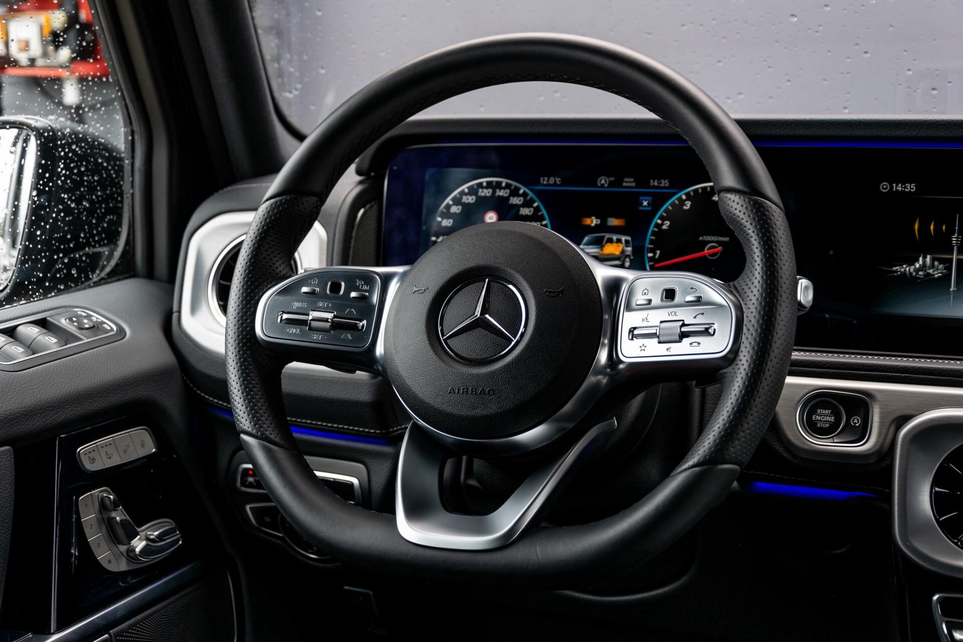Mercedes-Benz G-Klasse 500 AMG Massage/Entertainment/Manufaktur/Standkachel/Distronic/RVS Aut9 Foto 7