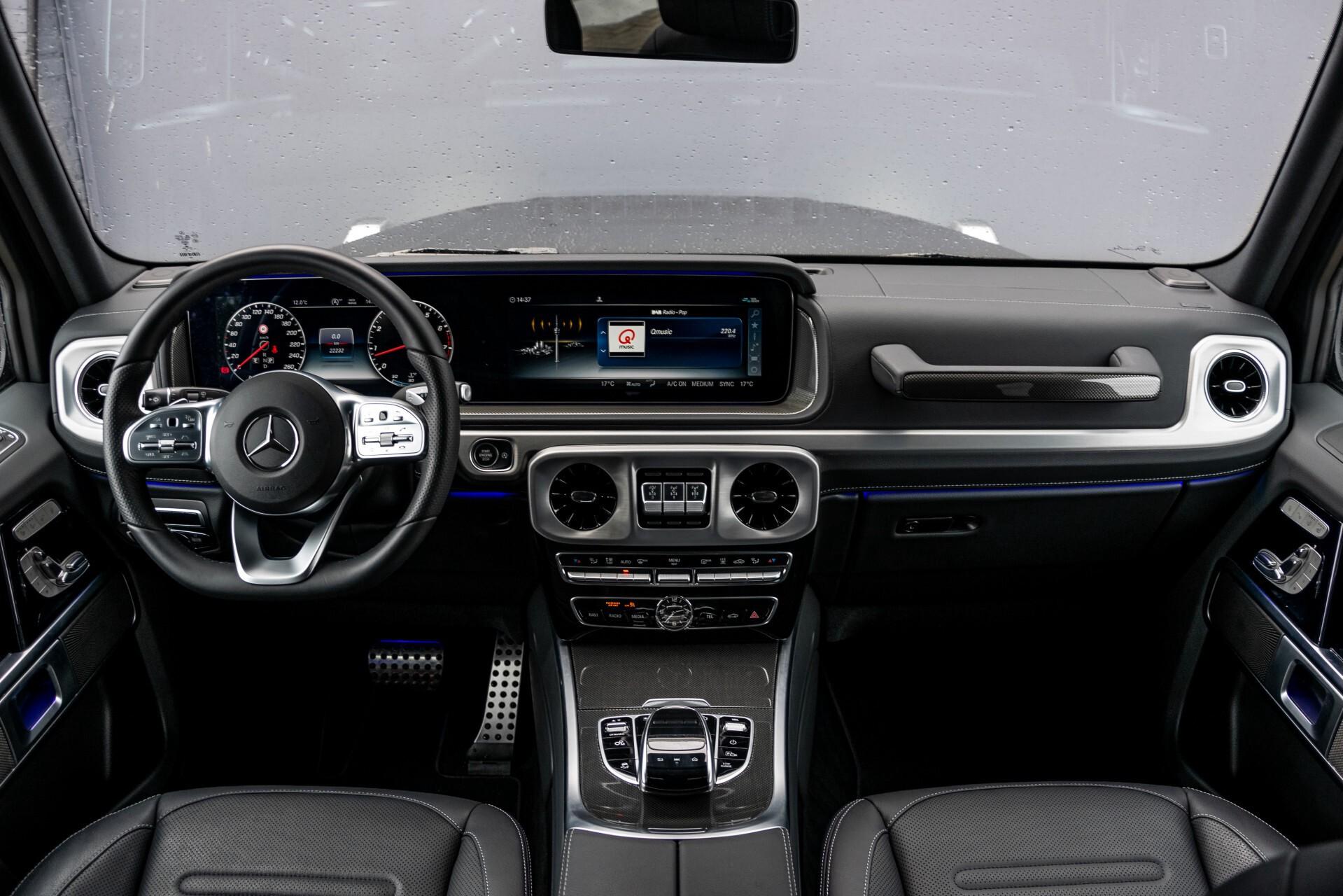 Mercedes-Benz G-Klasse 500 AMG Massage/Entertainment/Manufaktur/Standkachel/Distronic/RVS Aut9 Foto 8