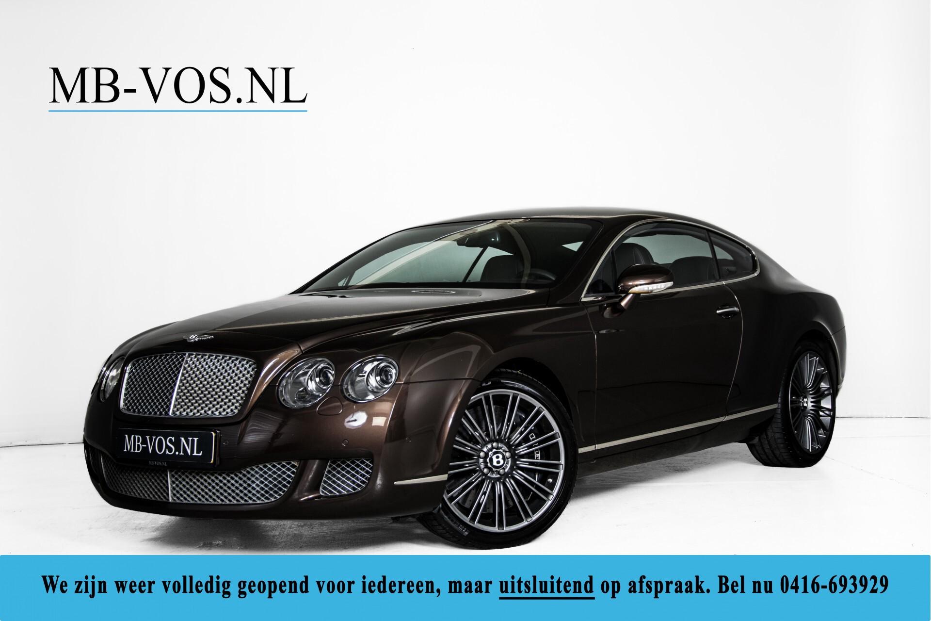 Bentley Continental GT 6.0 W12 GT Speed Ceramic Brakes/Mulliner/Standkachel/Keyless Aut6 Foto 1