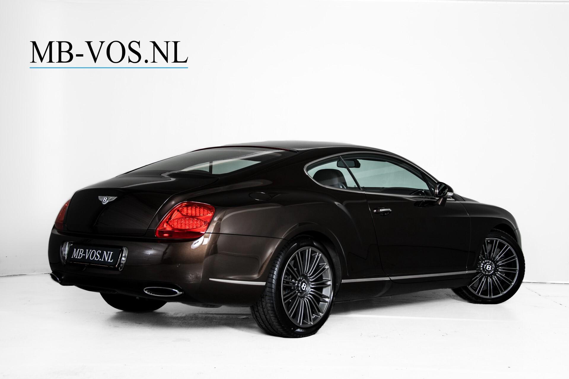 Bentley Continental GT 6.0 W12 GT Speed Ceramic Brakes/Mulliner/Standkachel/Keyless Aut6 Foto 2