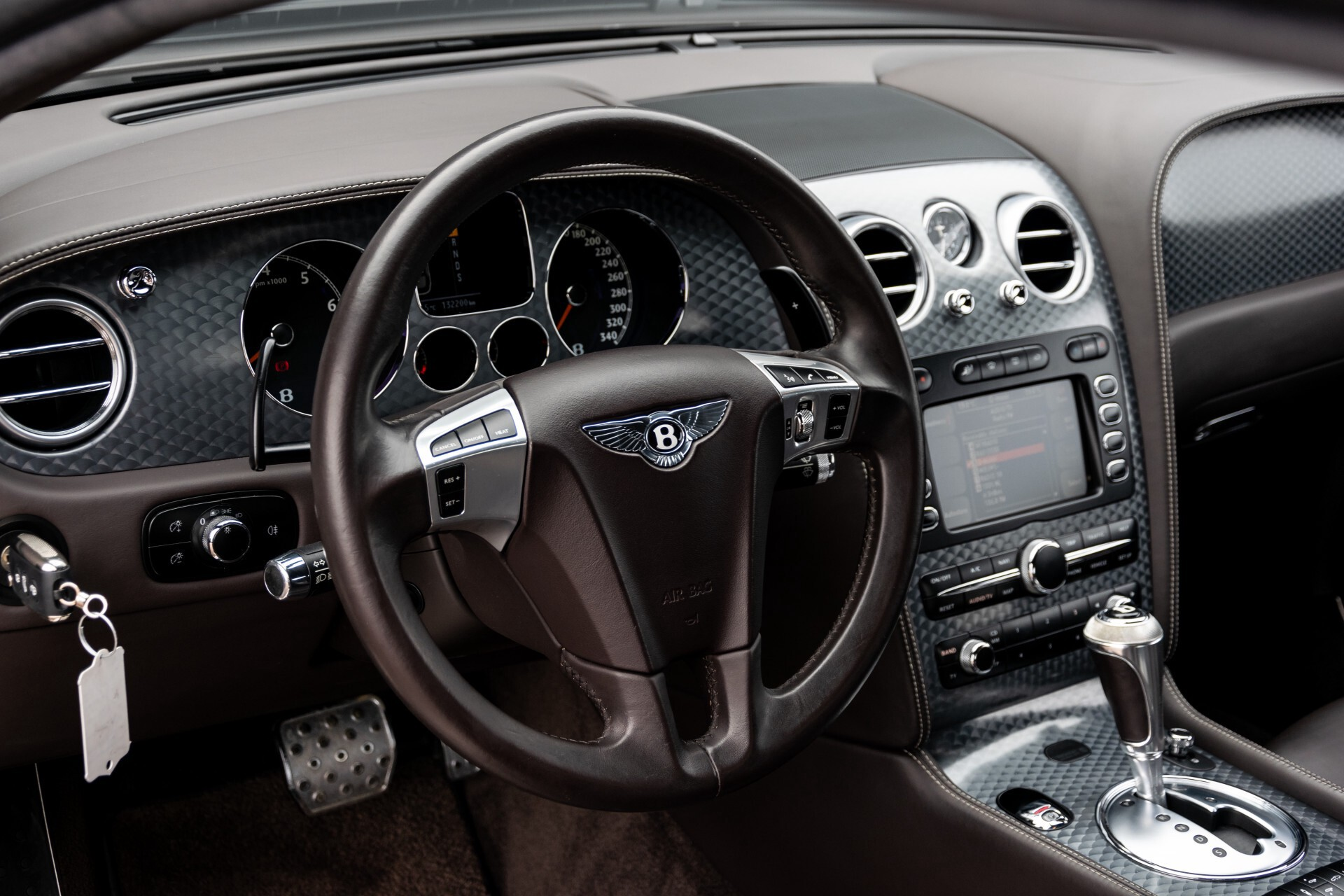 Bentley Continental GT 6.0 W12 GT Speed Ceramic Brakes/Mulliner/Standkachel/Keyless Aut6 Foto 30