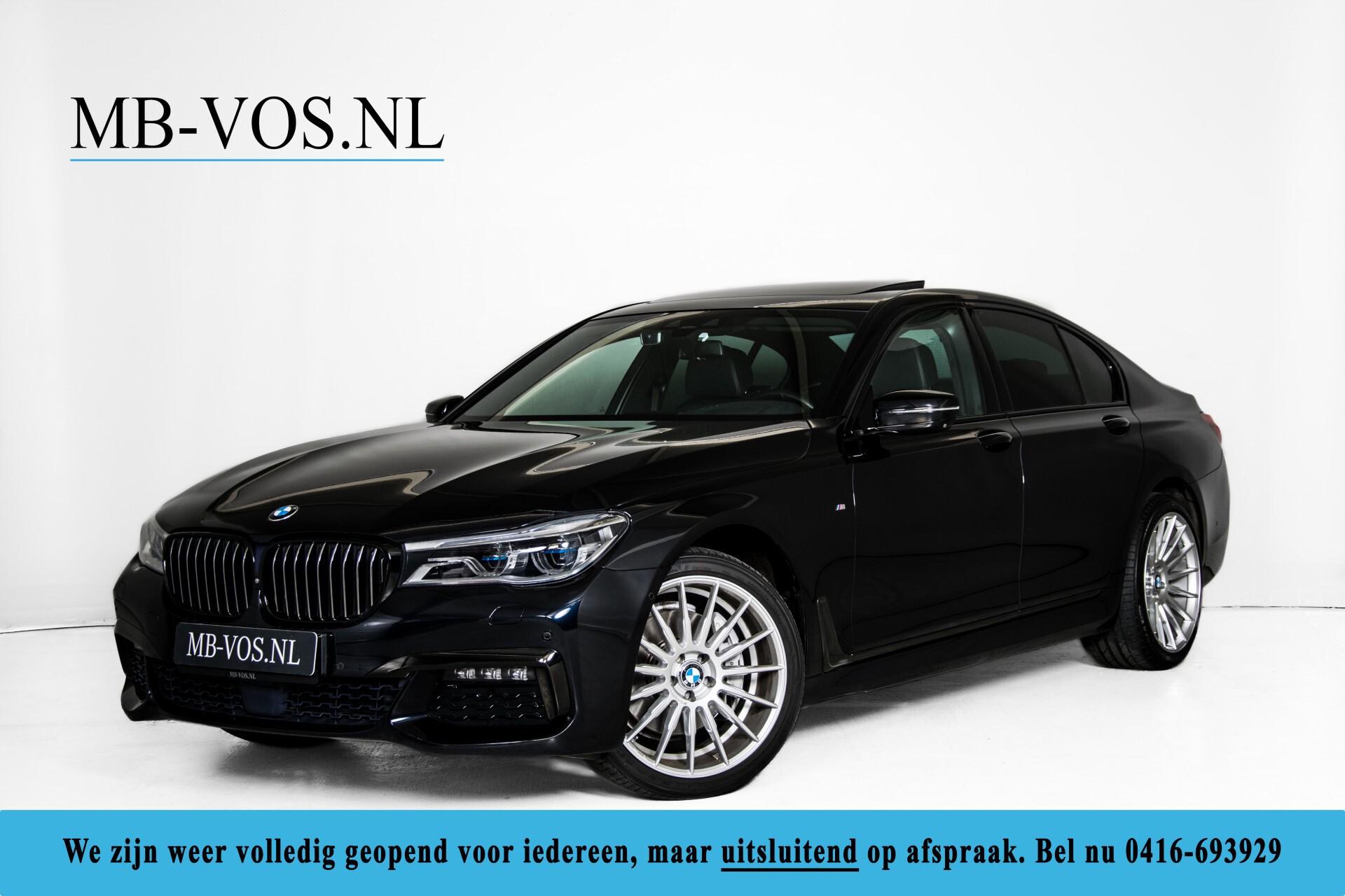 BMW 7 Serie 740d xDrive M-Sport High Executive Full Options Aut8 Foto 1