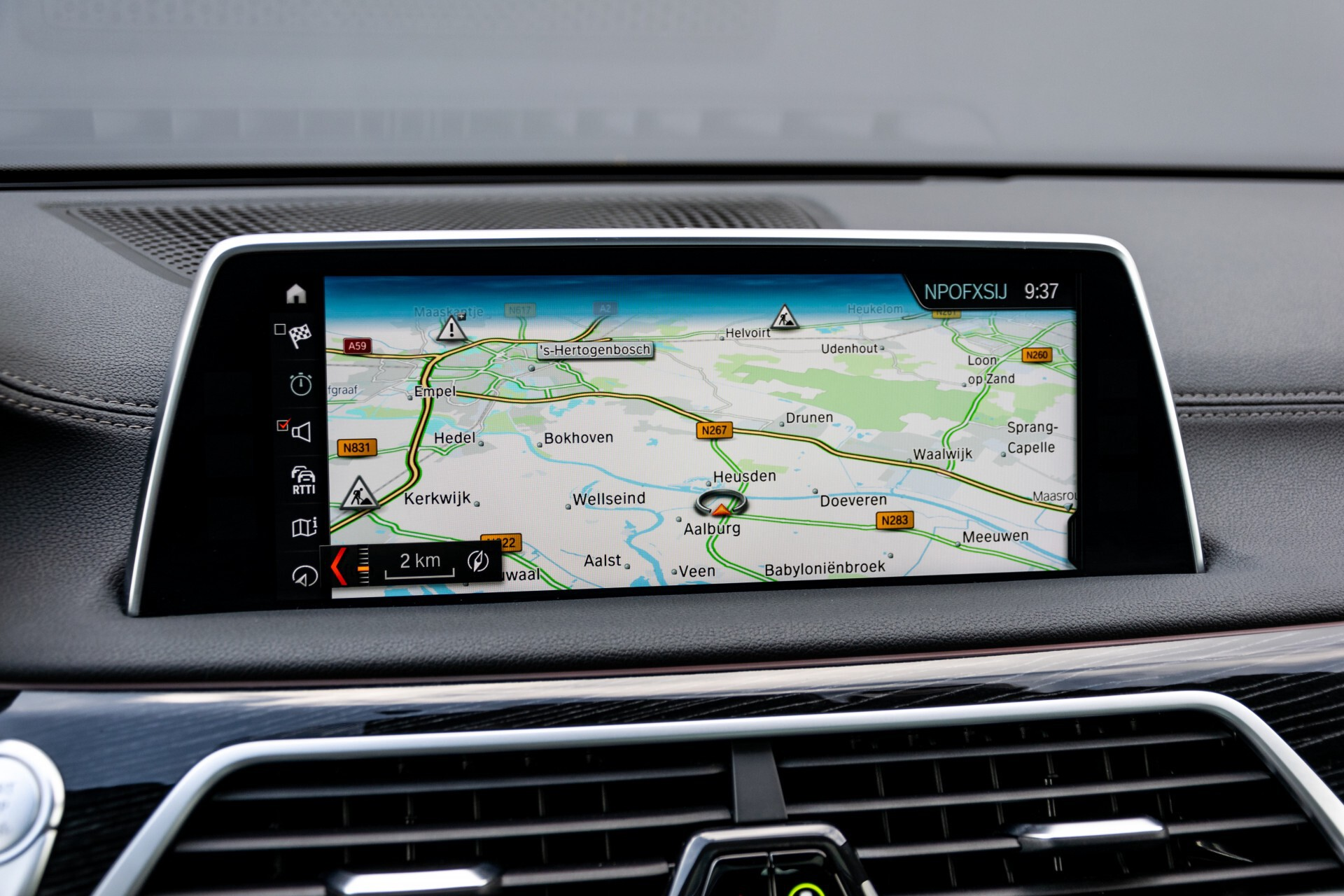 BMW 7 Serie 740d xDrive M-Sport High Executive Full Options Aut8 Foto 18