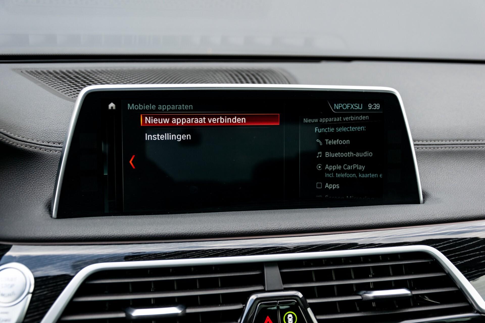 BMW 7 Serie 740d xDrive M-Sport High Executive Full Options Aut8 Foto 24