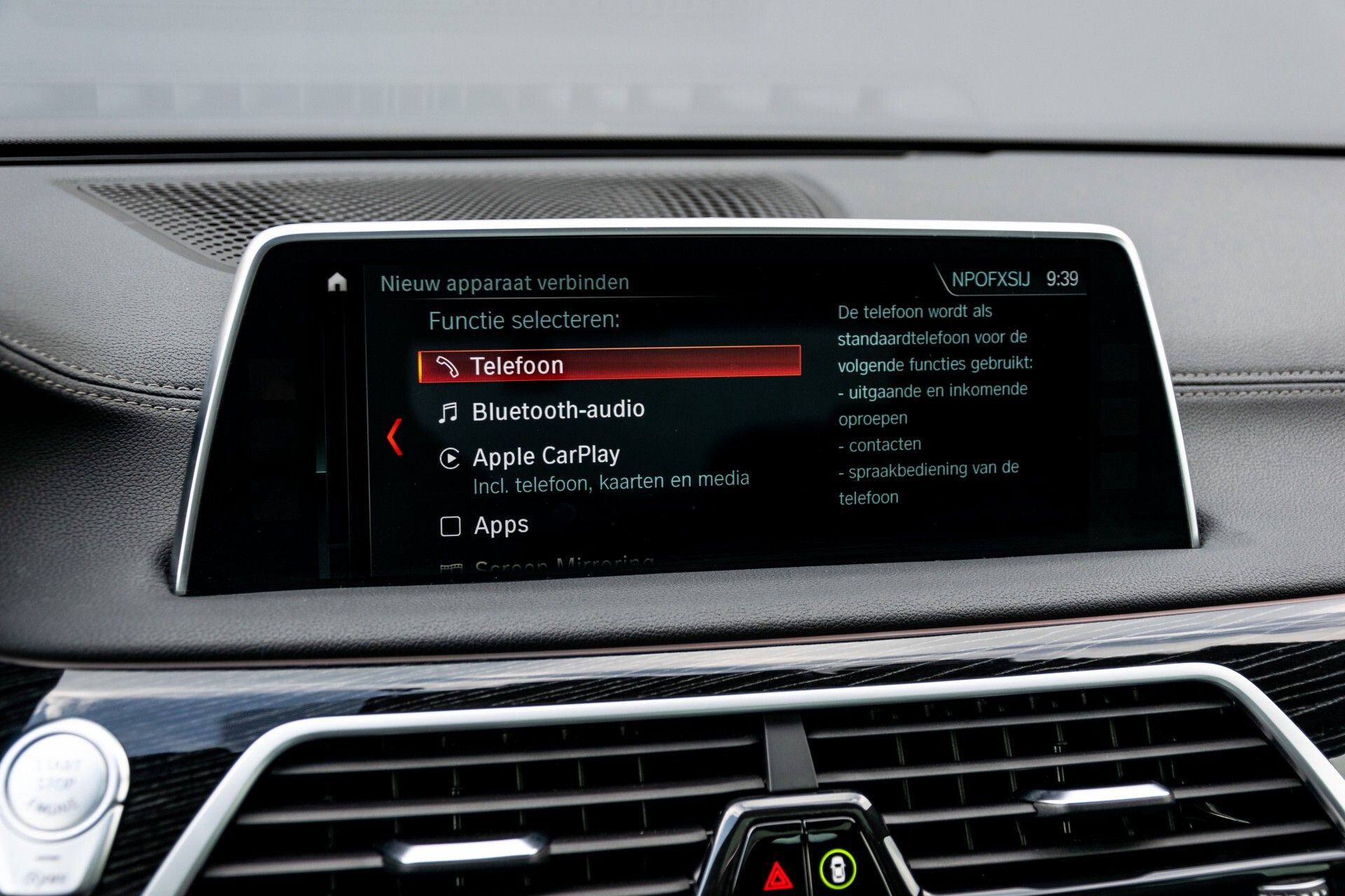 BMW 7 Serie 740d xDrive M-Sport High Executive Full Options Aut8 Foto 26