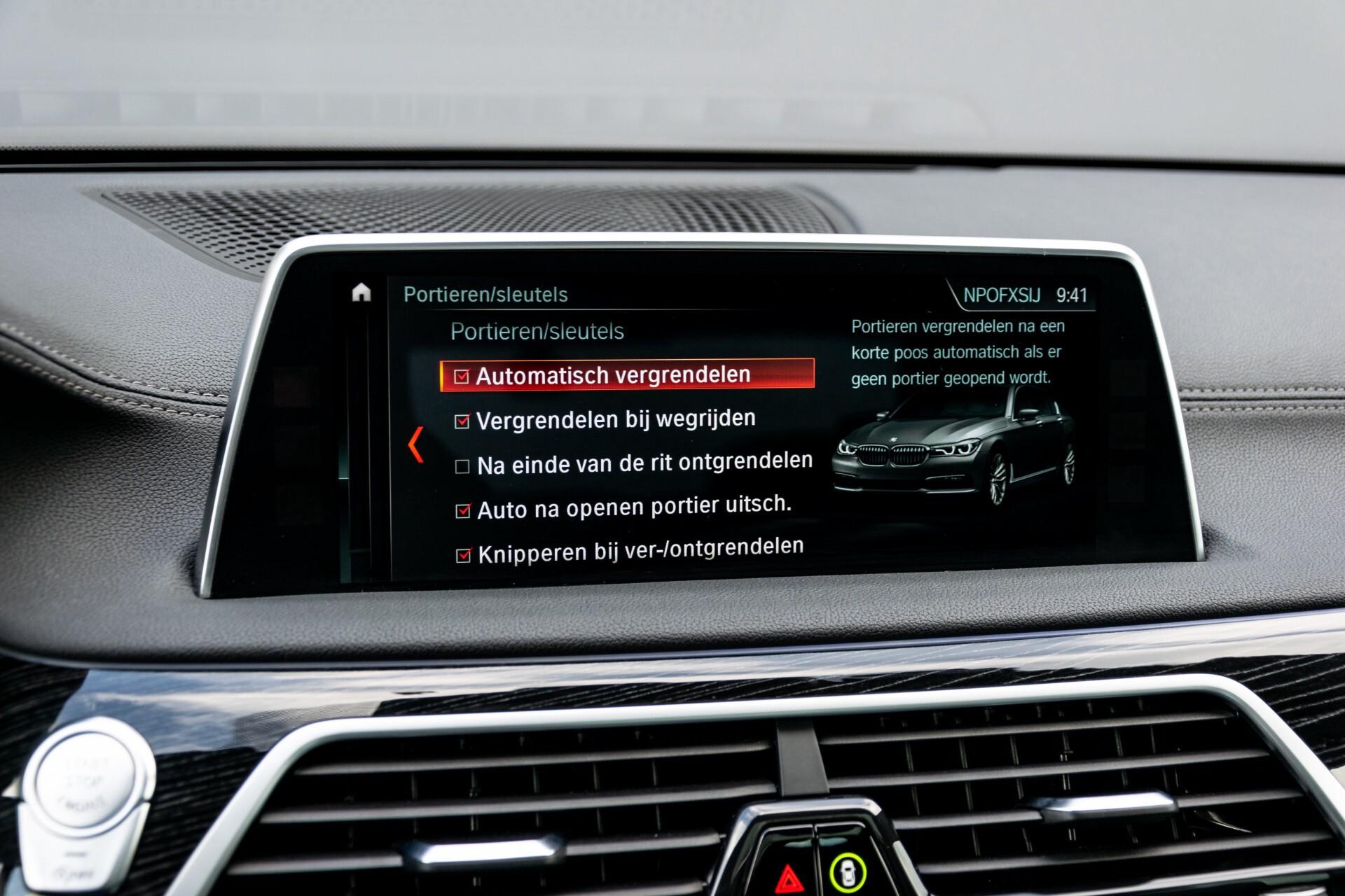 BMW 7 Serie 740d xDrive M-Sport High Executive Full Options Aut8 Foto 37