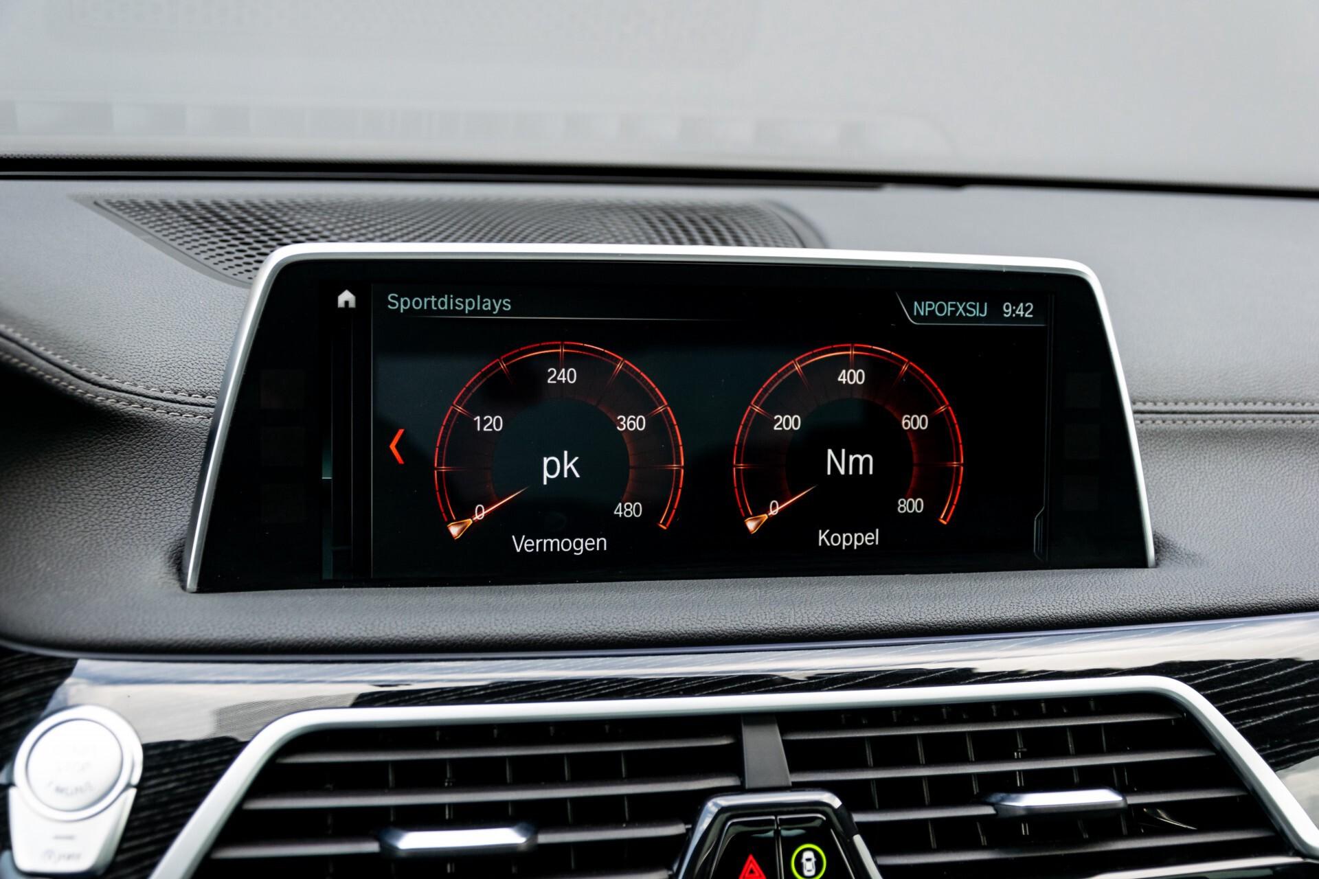BMW 7 Serie 740d xDrive M-Sport High Executive Full Options Aut8 Foto 43