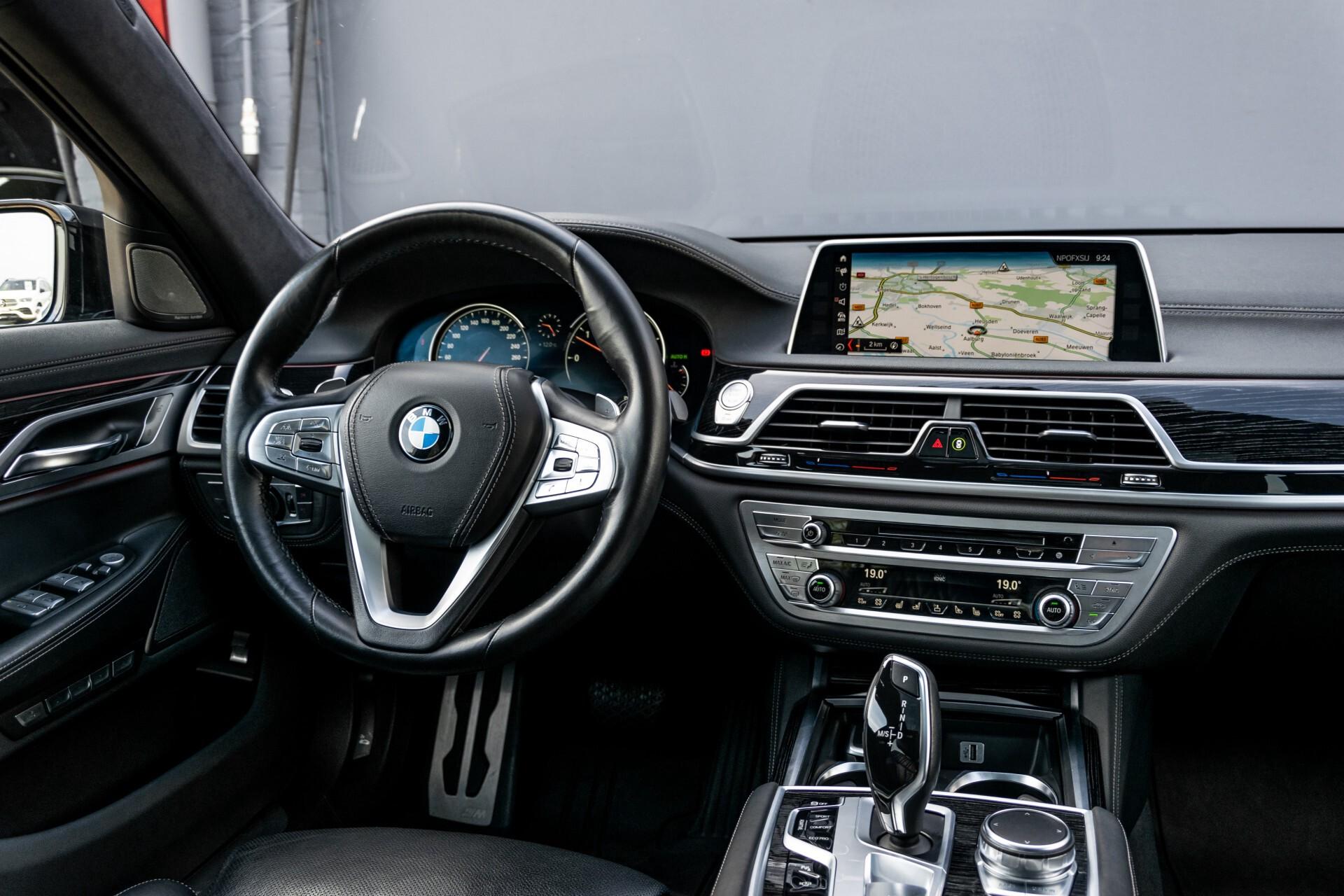 BMW 7 Serie 740d xDrive M-Sport High Executive Full Options Aut8 Foto 6