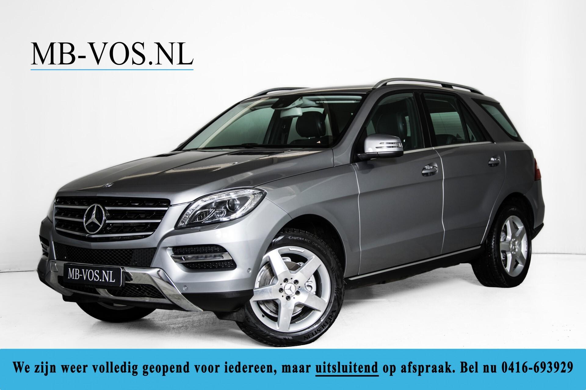 Mercedes-Benz M-Klasse 250 Bluetec 4-M AMG/Wegkl-Trekhaak/ILS/Sportpakket Aut7 Foto 1