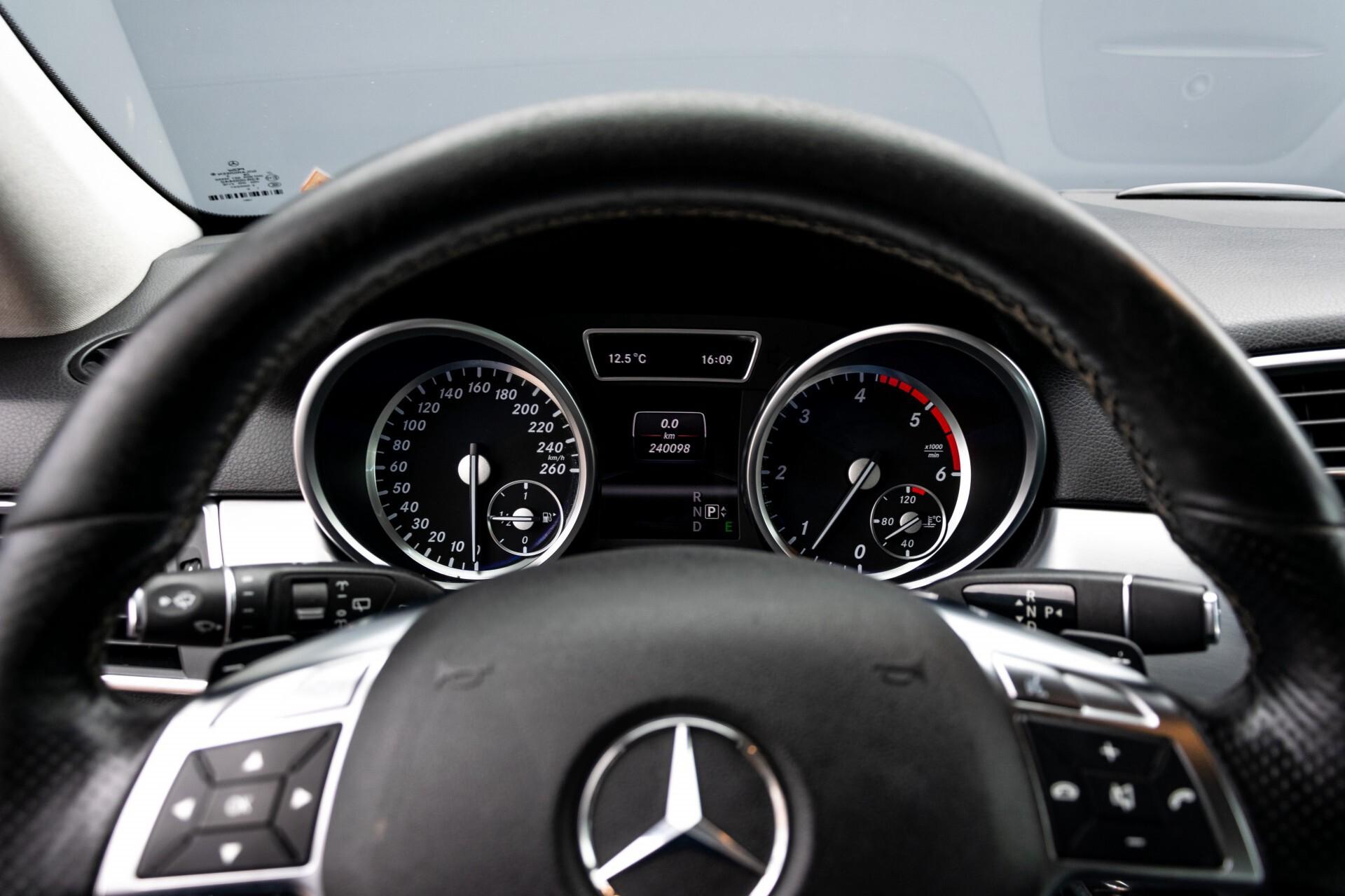 Mercedes-Benz M-Klasse 250 Bluetec 4-M AMG/Wegkl-Trekhaak/ILS/Sportpakket Aut7 Foto 13