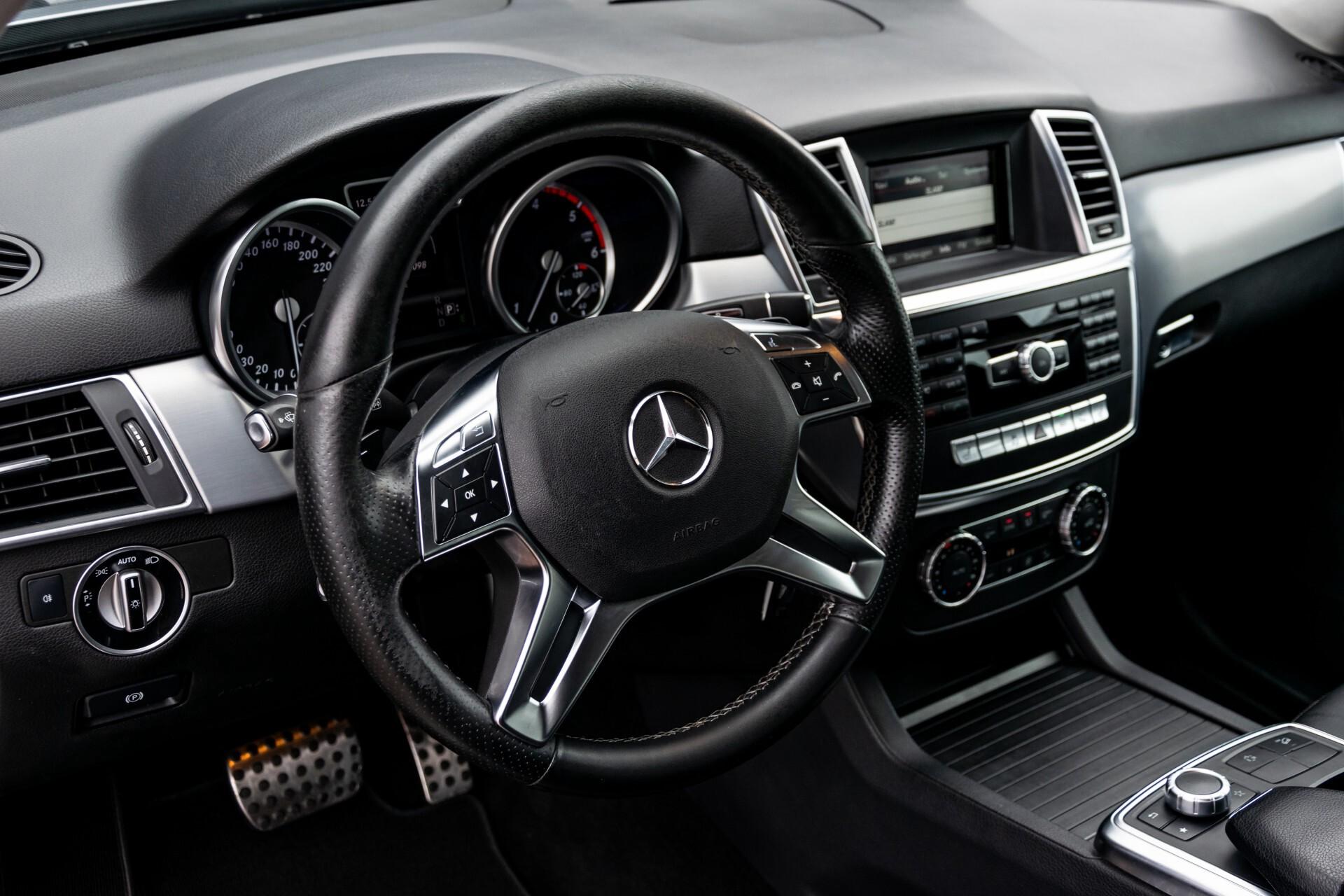 Mercedes-Benz M-Klasse 250 Bluetec 4-M AMG/Wegkl-Trekhaak/ILS/Sportpakket Aut7 Foto 17