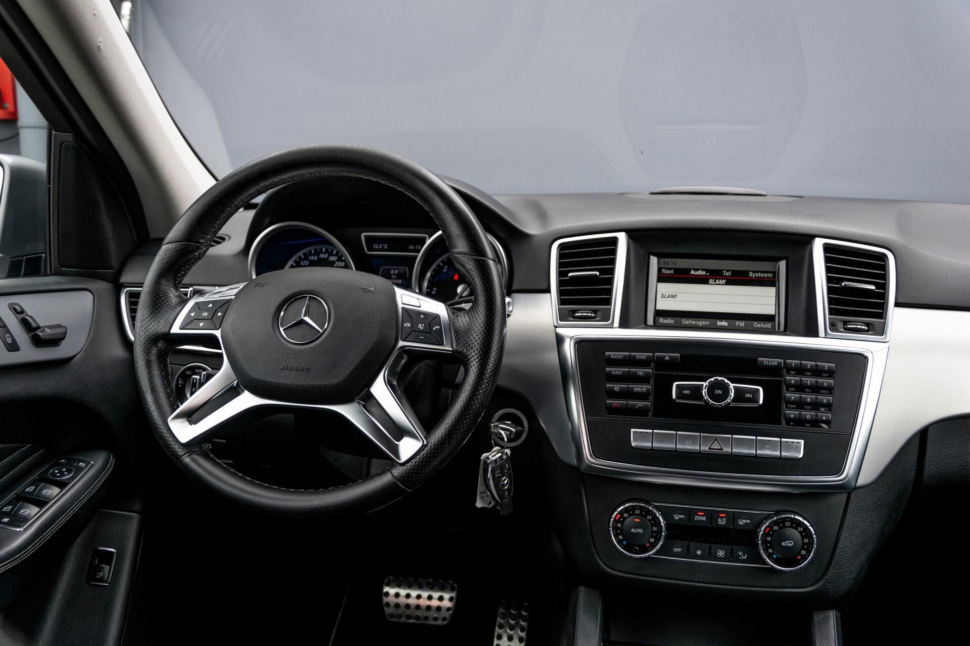 Mercedes-Benz M-Klasse 250 Bluetec 4-M AMG/Wegkl-Trekhaak/ILS/Sportpakket Aut7 Foto 7
