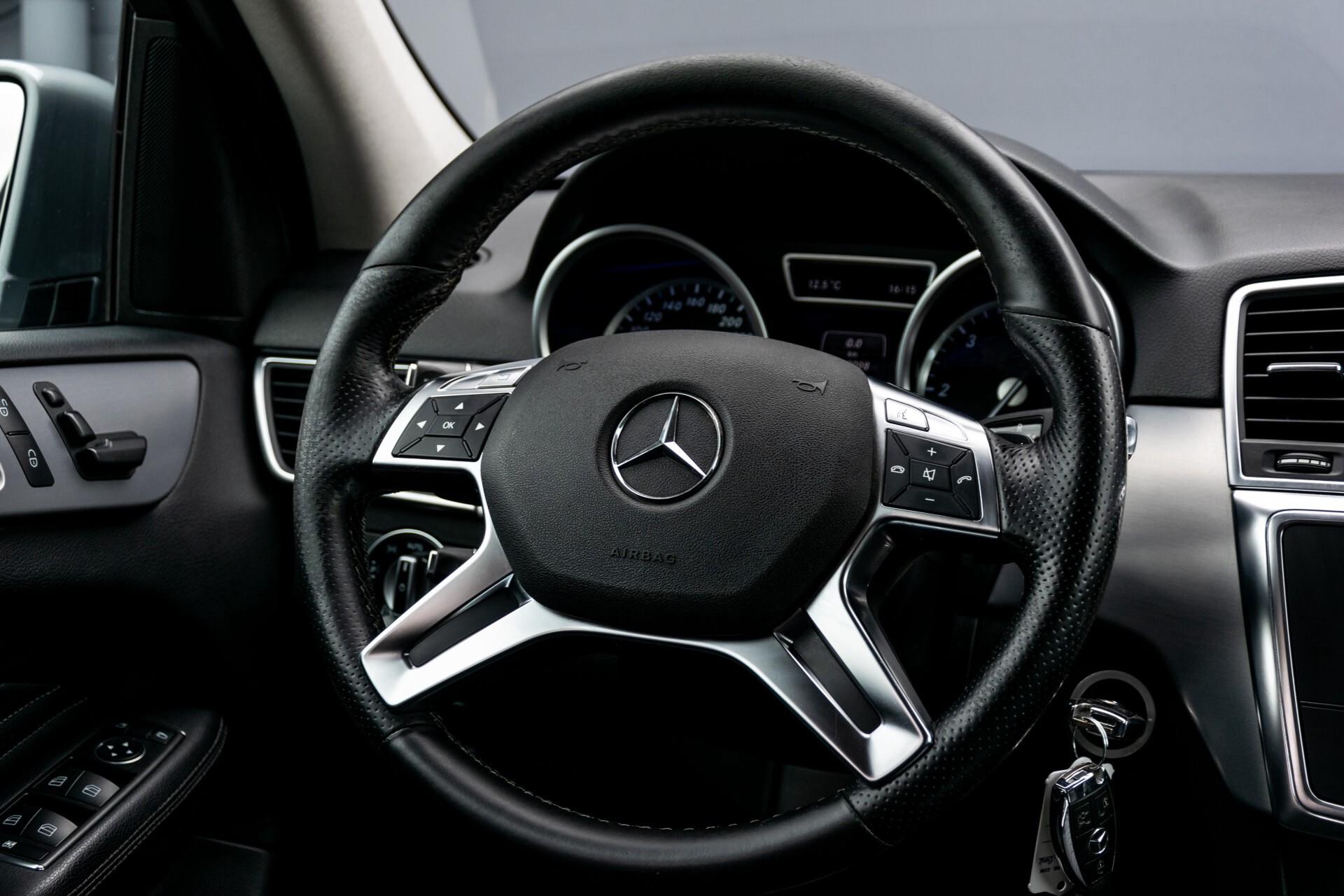 Mercedes-Benz M-Klasse 250 Bluetec 4-M AMG/Wegkl-Trekhaak/ILS/Sportpakket Aut7 Foto 8