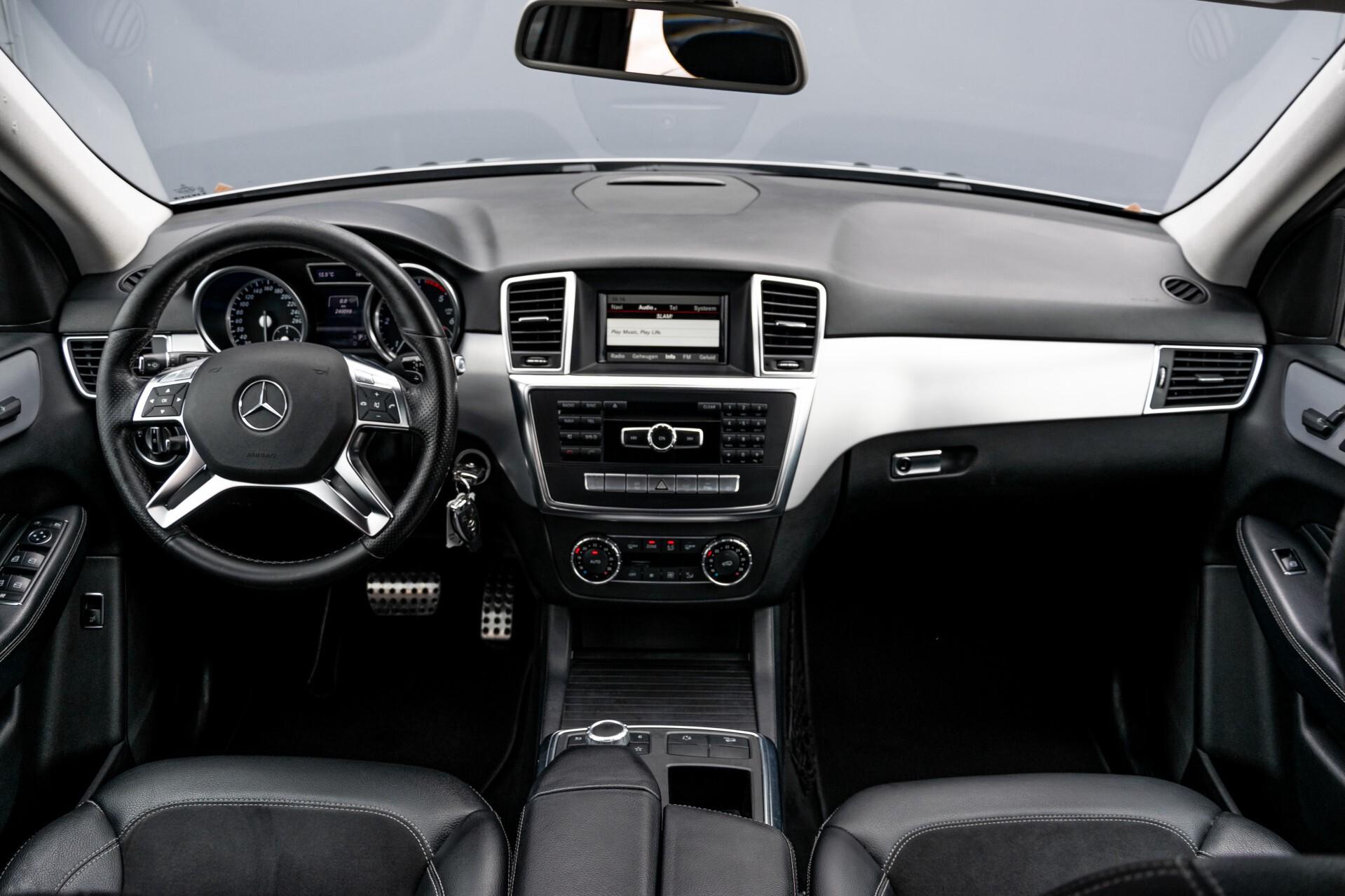 Mercedes-Benz M-Klasse 250 Bluetec 4-M AMG/Wegkl-Trekhaak/ILS/Sportpakket Aut7 Foto 9