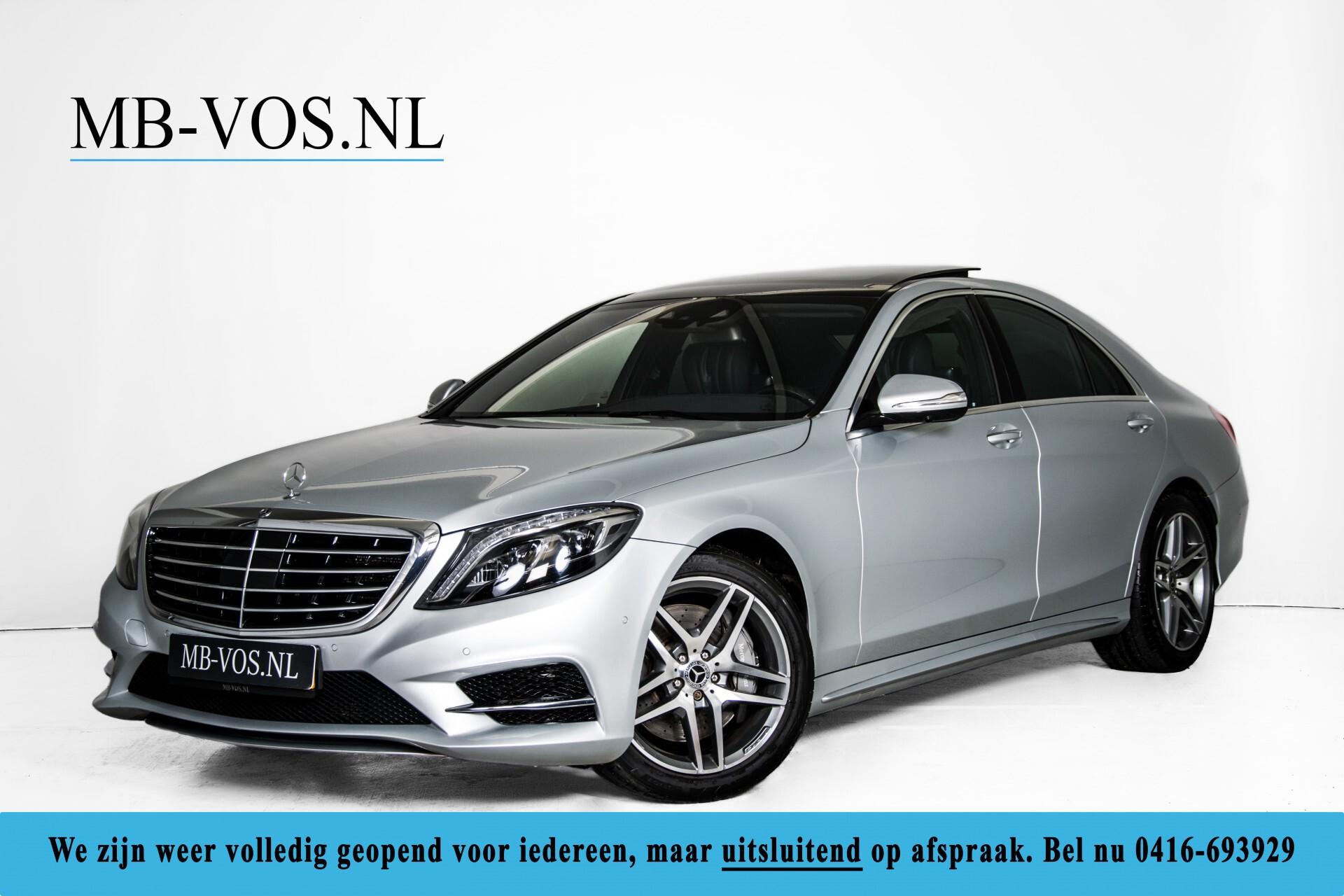 Mercedes-Benz S-Klasse 400 Hybrid AMG Entertainment/Rij-assistentie/Panorama Aut7 Foto 1