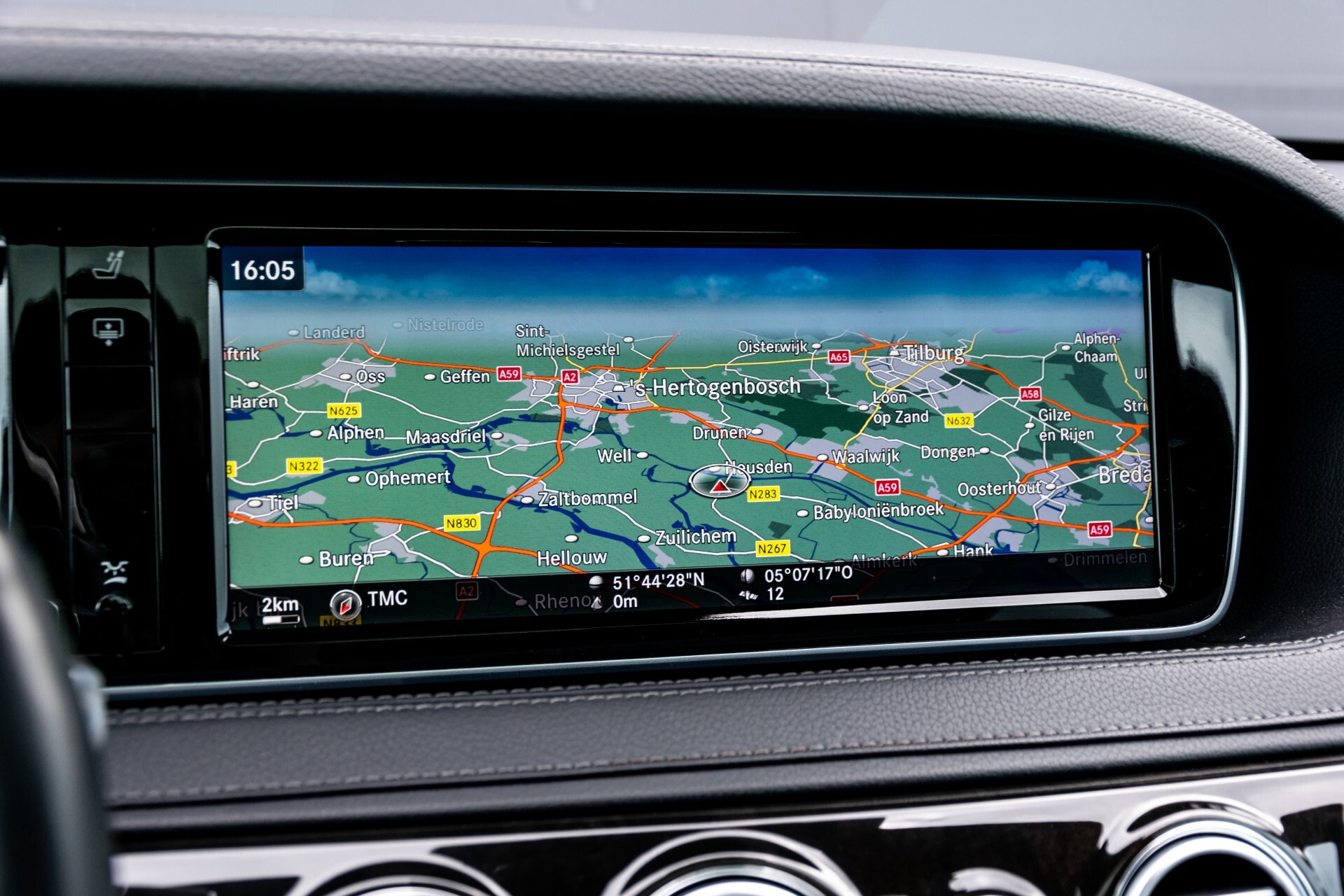 Mercedes-Benz S-Klasse 400 Hybrid AMG Entertainment/Rij-assistentie/Panorama Aut7 Foto 16