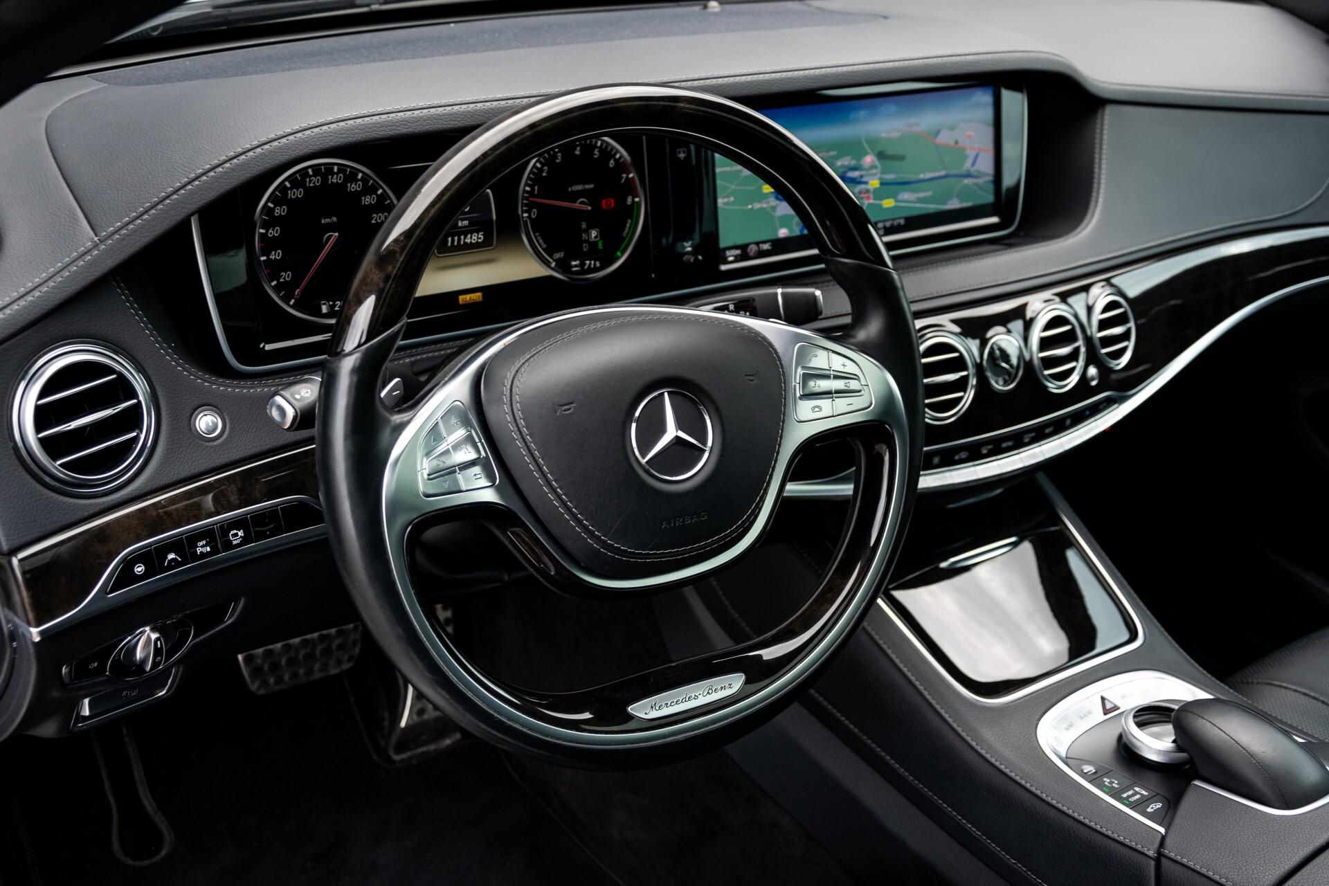 Mercedes-Benz S-Klasse 400 Hybrid AMG Entertainment/Rij-assistentie/Panorama Aut7 Foto 17