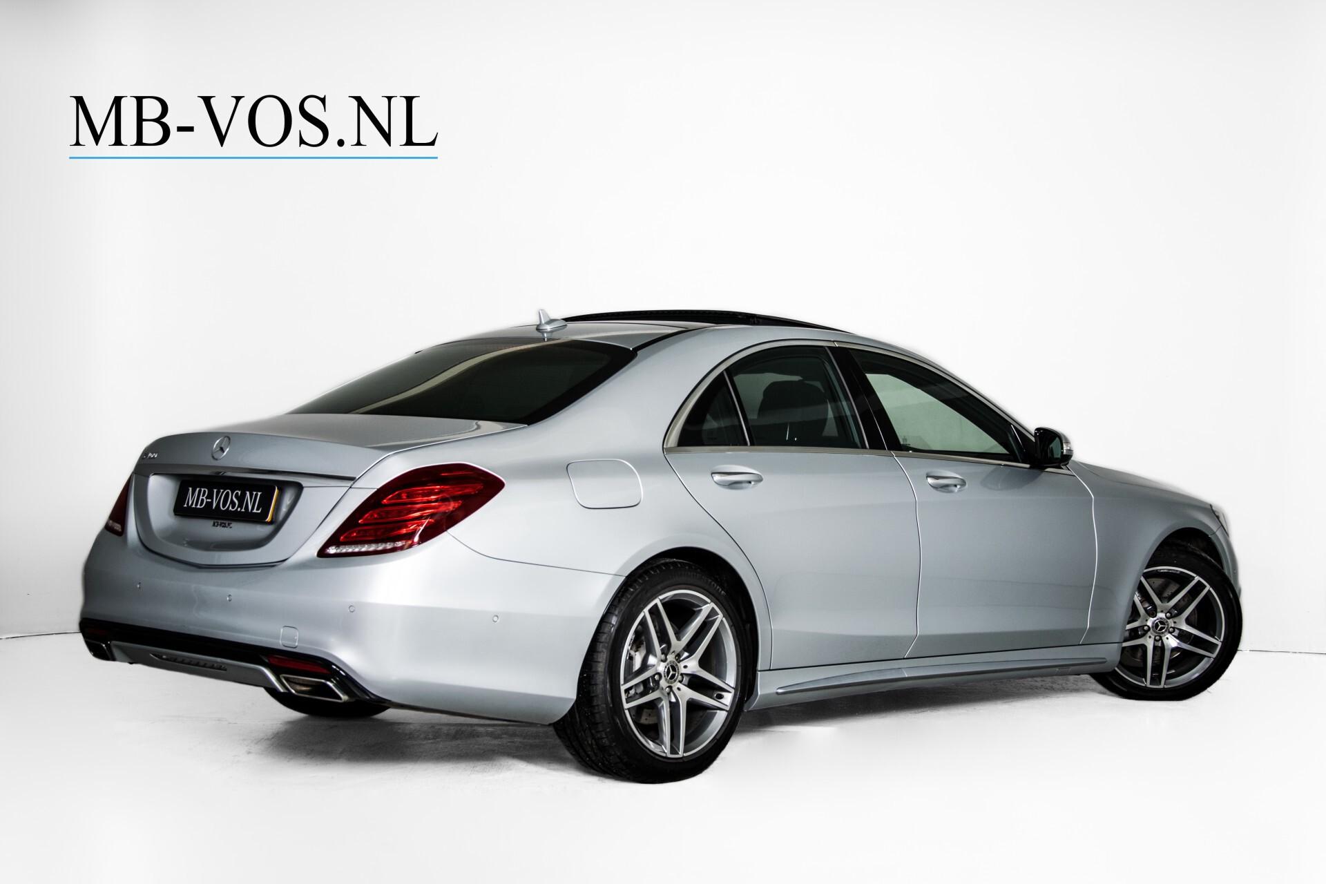 Mercedes-Benz S-Klasse 400 Hybrid AMG Entertainment/Rij-assistentie/Panorama Aut7 Foto 2