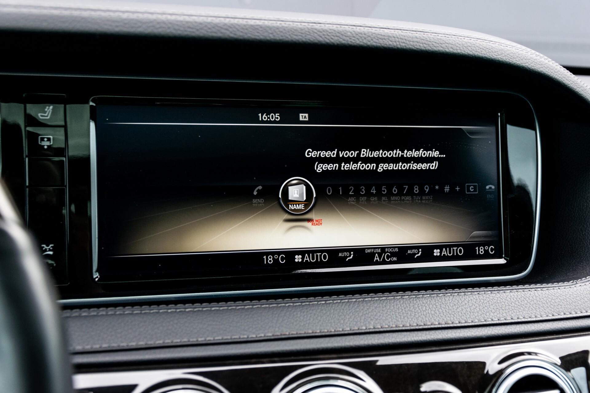 Mercedes-Benz S-Klasse 400 Hybrid AMG Entertainment/Rij-assistentie/Panorama Aut7 Foto 22