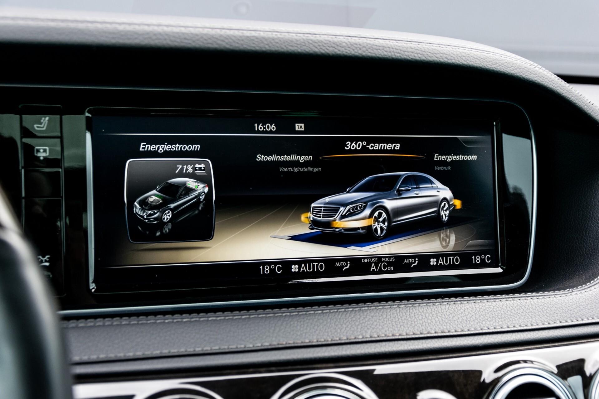 Mercedes-Benz S-Klasse 400 Hybrid AMG Entertainment/Rij-assistentie/Panorama Aut7 Foto 26