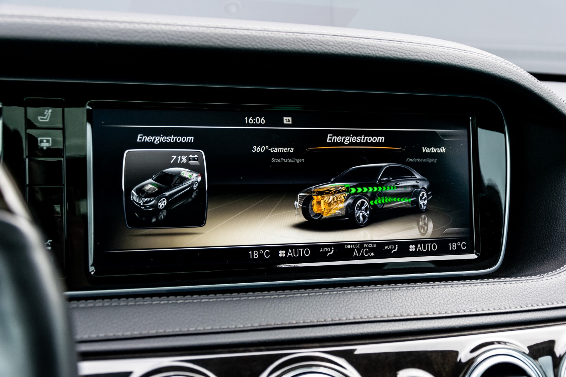 Mercedes-Benz S-Klasse 400 Hybrid AMG Entertainment/Rij-assistentie/Panorama Aut7 Foto 28