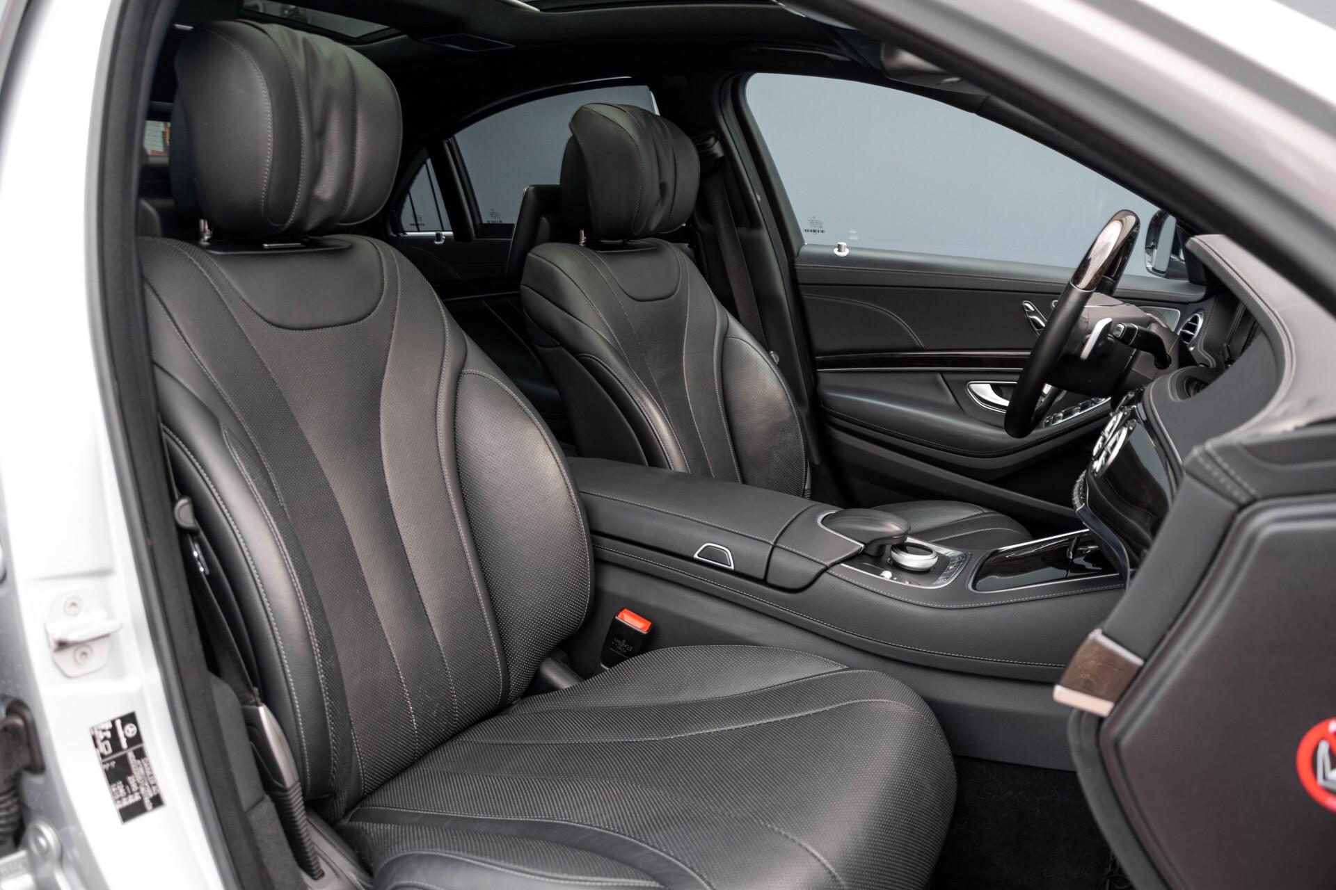 Mercedes-Benz S-Klasse 400 Hybrid AMG Entertainment/Rij-assistentie/Panorama Aut7 Foto 3