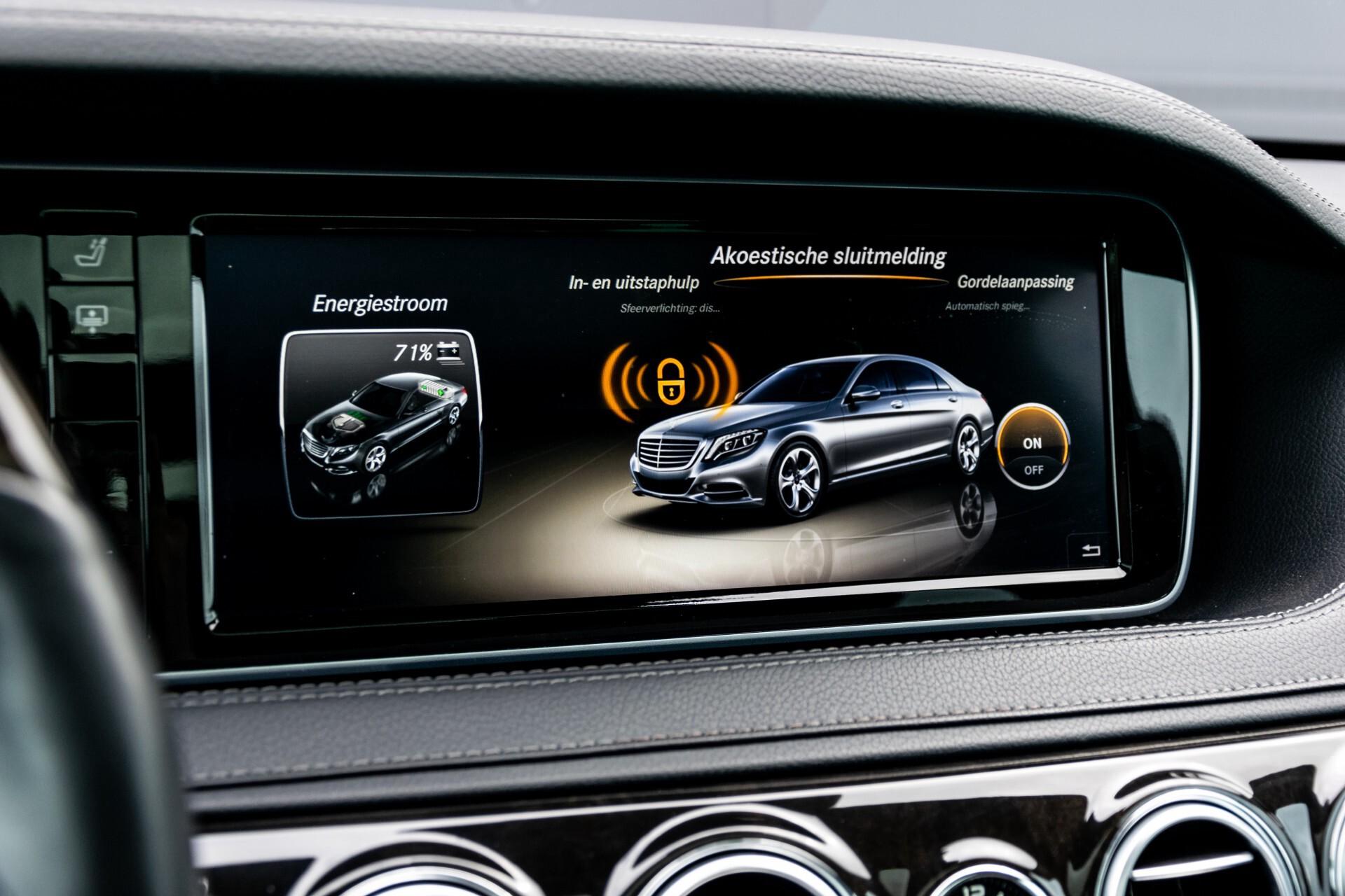 Mercedes-Benz S-Klasse 400 Hybrid AMG Entertainment/Rij-assistentie/Panorama Aut7 Foto 30