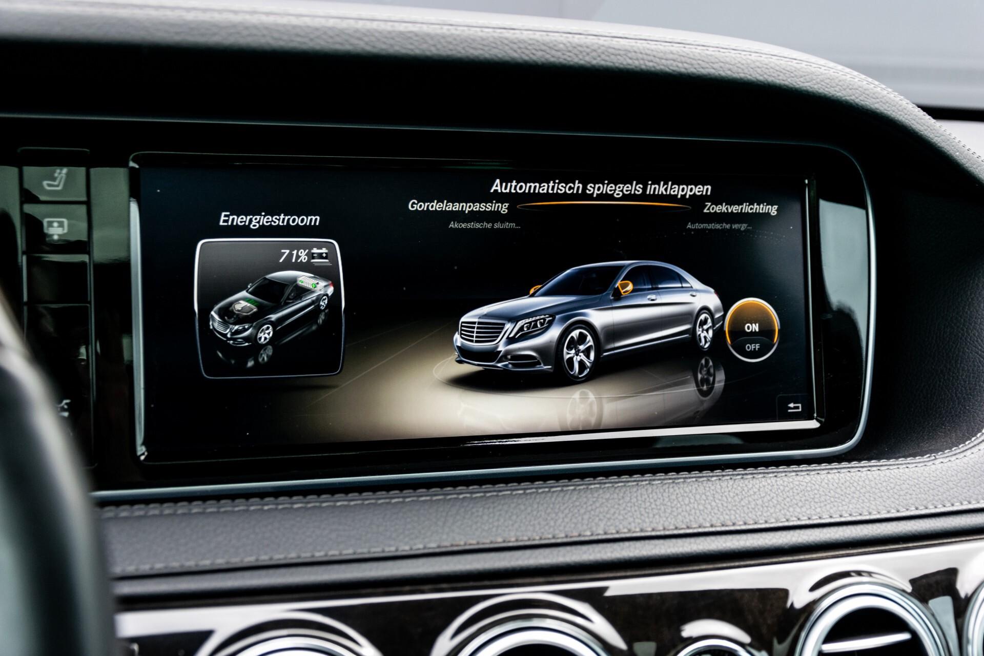 Mercedes-Benz S-Klasse 400 Hybrid AMG Entertainment/Rij-assistentie/Panorama Aut7 Foto 32