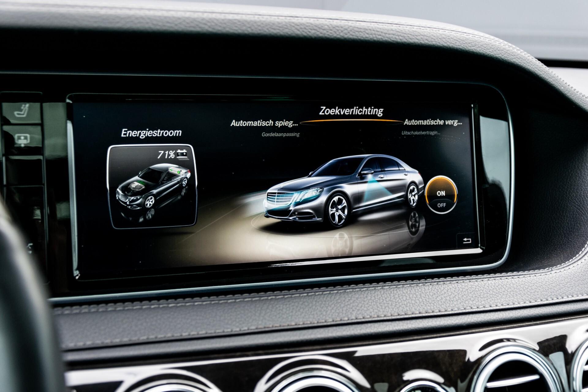 Mercedes-Benz S-Klasse 400 Hybrid AMG Entertainment/Rij-assistentie/Panorama Aut7 Foto 34
