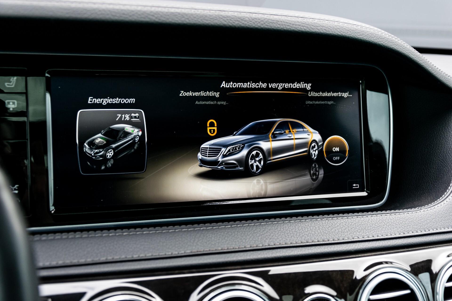 Mercedes-Benz S-Klasse 400 Hybrid AMG Entertainment/Rij-assistentie/Panorama Aut7 Foto 36