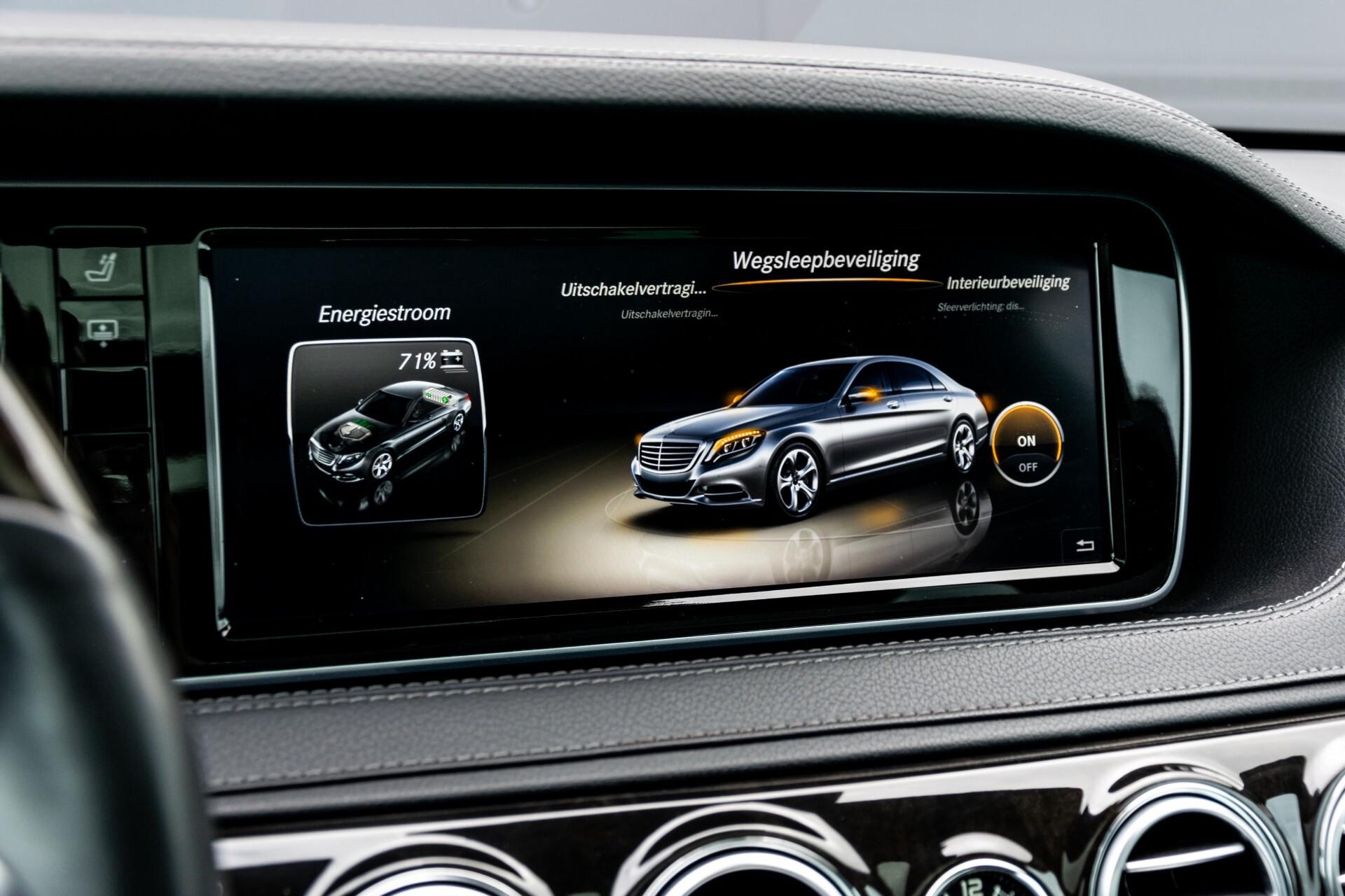 Mercedes-Benz S-Klasse 400 Hybrid AMG Entertainment/Rij-assistentie/Panorama Aut7 Foto 38