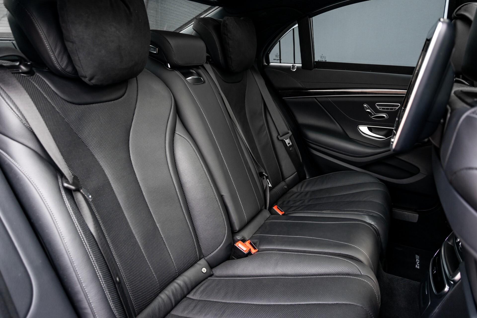 Mercedes-Benz S-Klasse 400 Hybrid AMG Entertainment/Rij-assistentie/Panorama Aut7 Foto 4