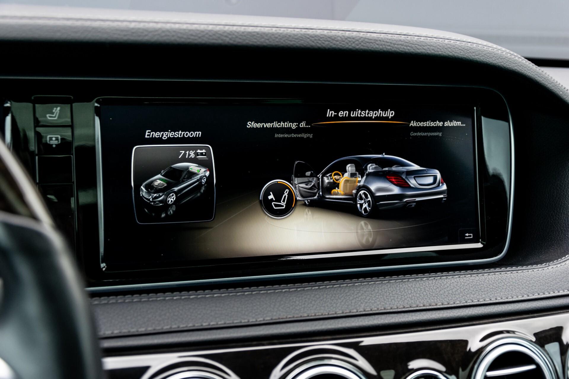 Mercedes-Benz S-Klasse 400 Hybrid AMG Entertainment/Rij-assistentie/Panorama Aut7 Foto 40