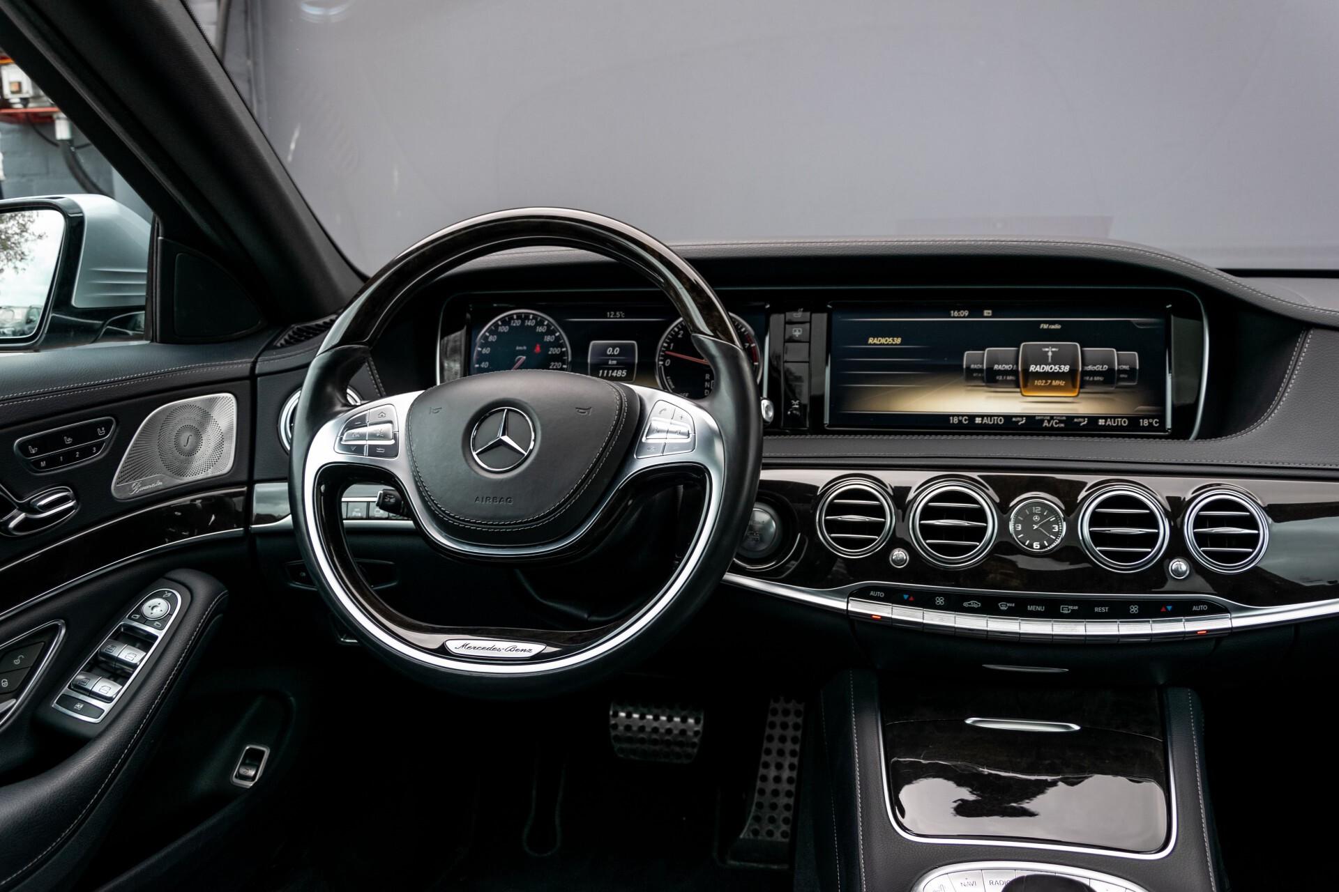 Mercedes-Benz S-Klasse 400 Hybrid AMG Entertainment/Rij-assistentie/Panorama Aut7 Foto 6