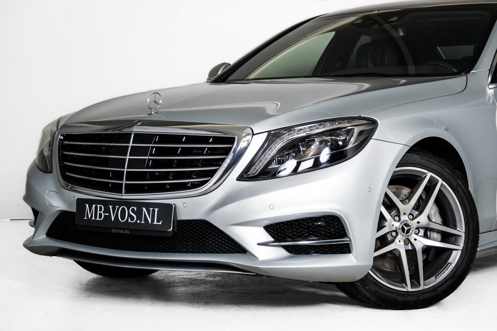 Mercedes-Benz S-Klasse 400 Hybrid AMG Entertainment/Rij-assistentie/Panorama Aut7 Foto 60