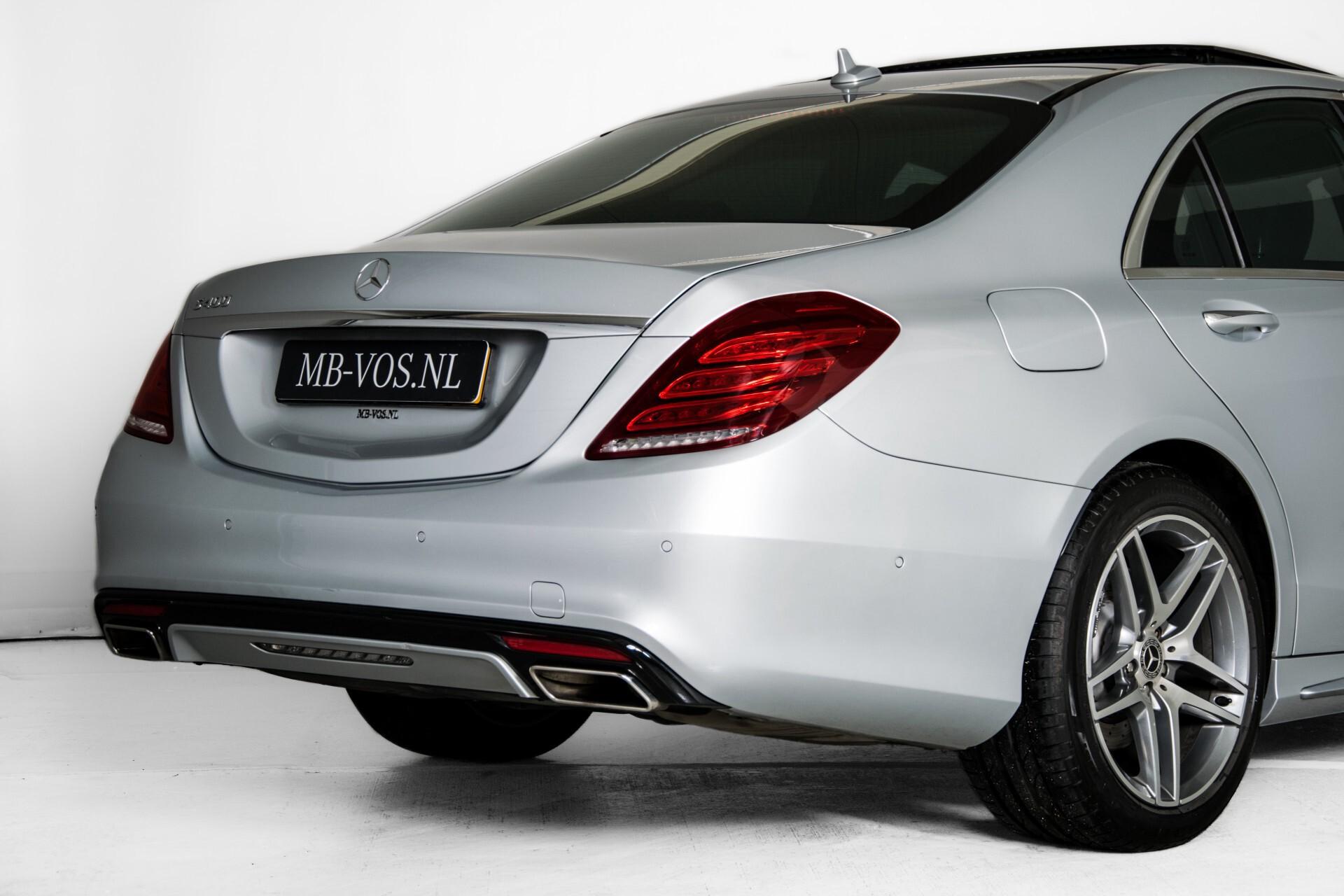 Mercedes-Benz S-Klasse 400 Hybrid AMG Entertainment/Rij-assistentie/Panorama Aut7 Foto 61
