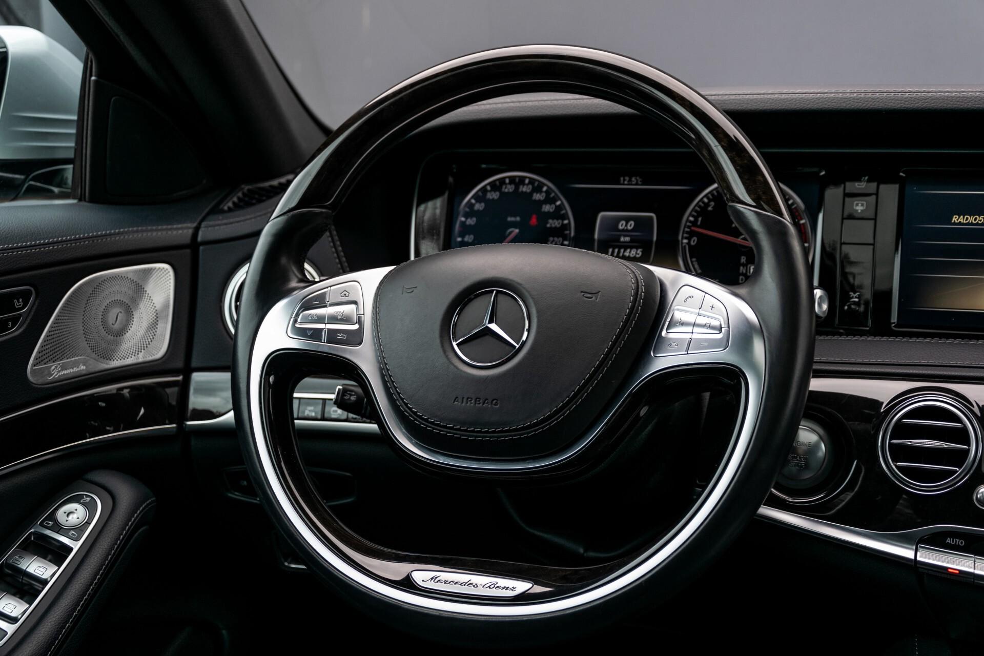 Mercedes-Benz S-Klasse 400 Hybrid AMG Entertainment/Rij-assistentie/Panorama Aut7 Foto 7