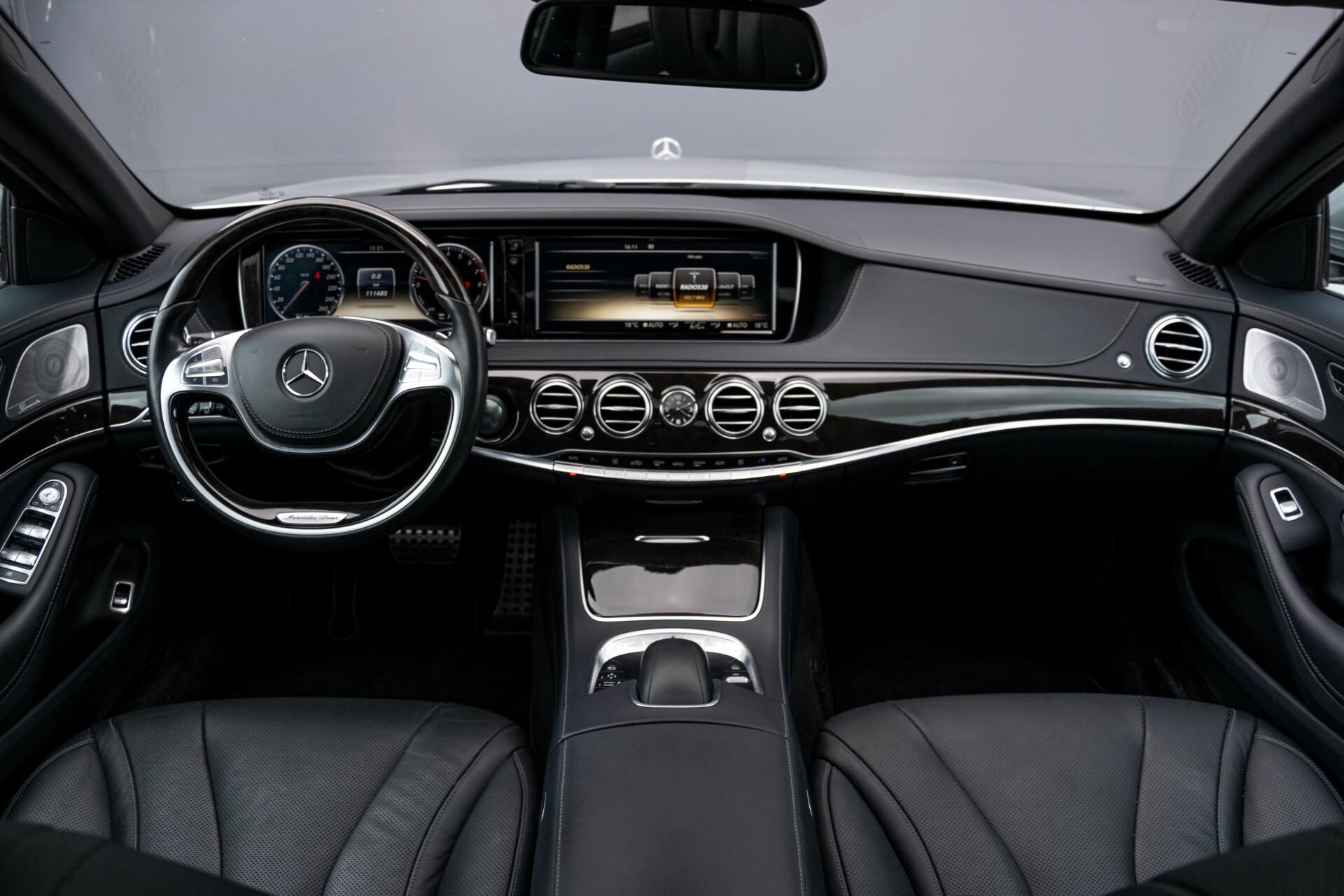 Mercedes-Benz S-Klasse 400 Hybrid AMG Entertainment/Rij-assistentie/Panorama Aut7 Foto 8
