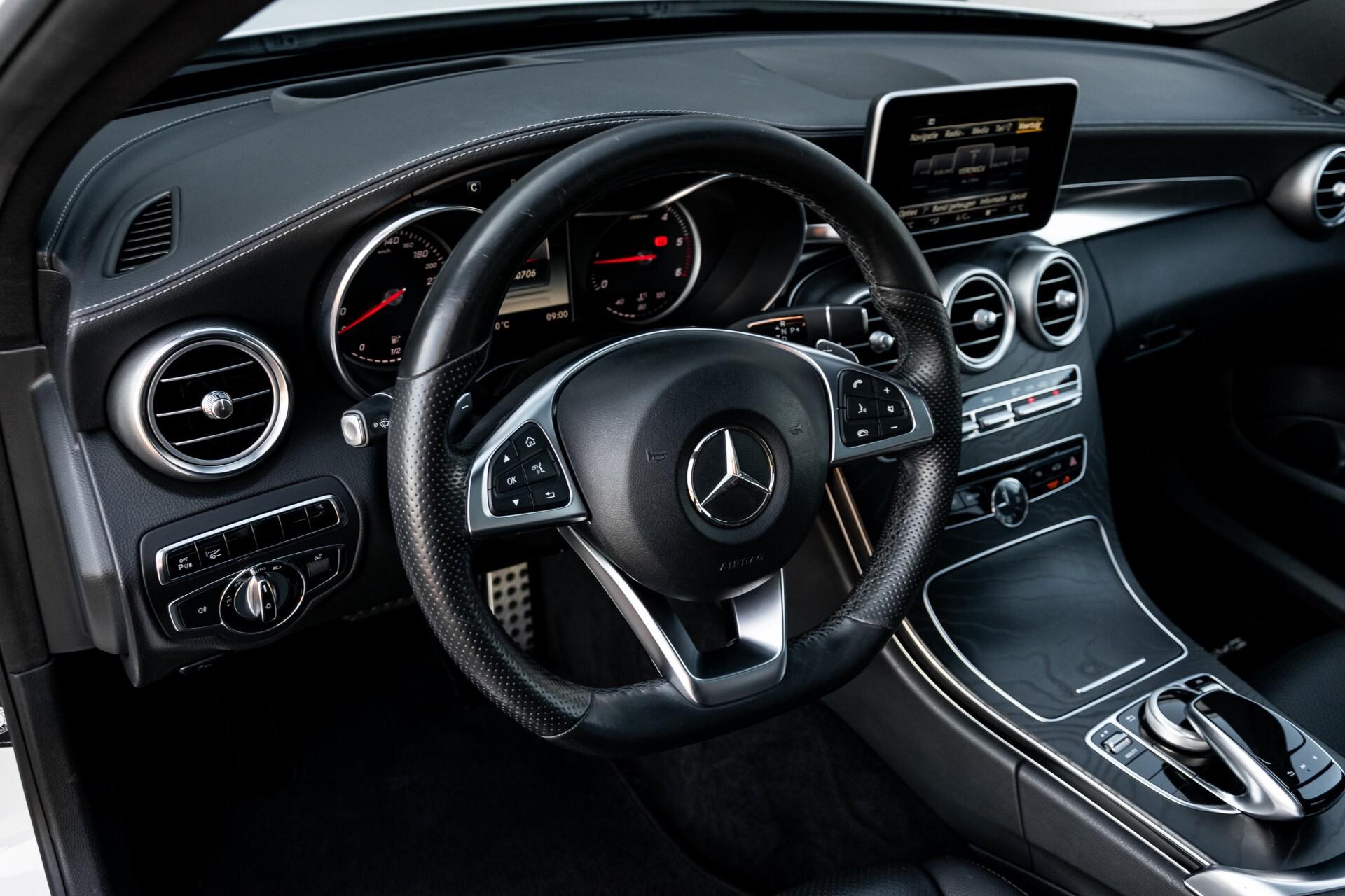 Mercedes-Benz C-Klasse Estate 220 Bluetec AMG Panorama/HUD/Memory Aut7 Foto 16