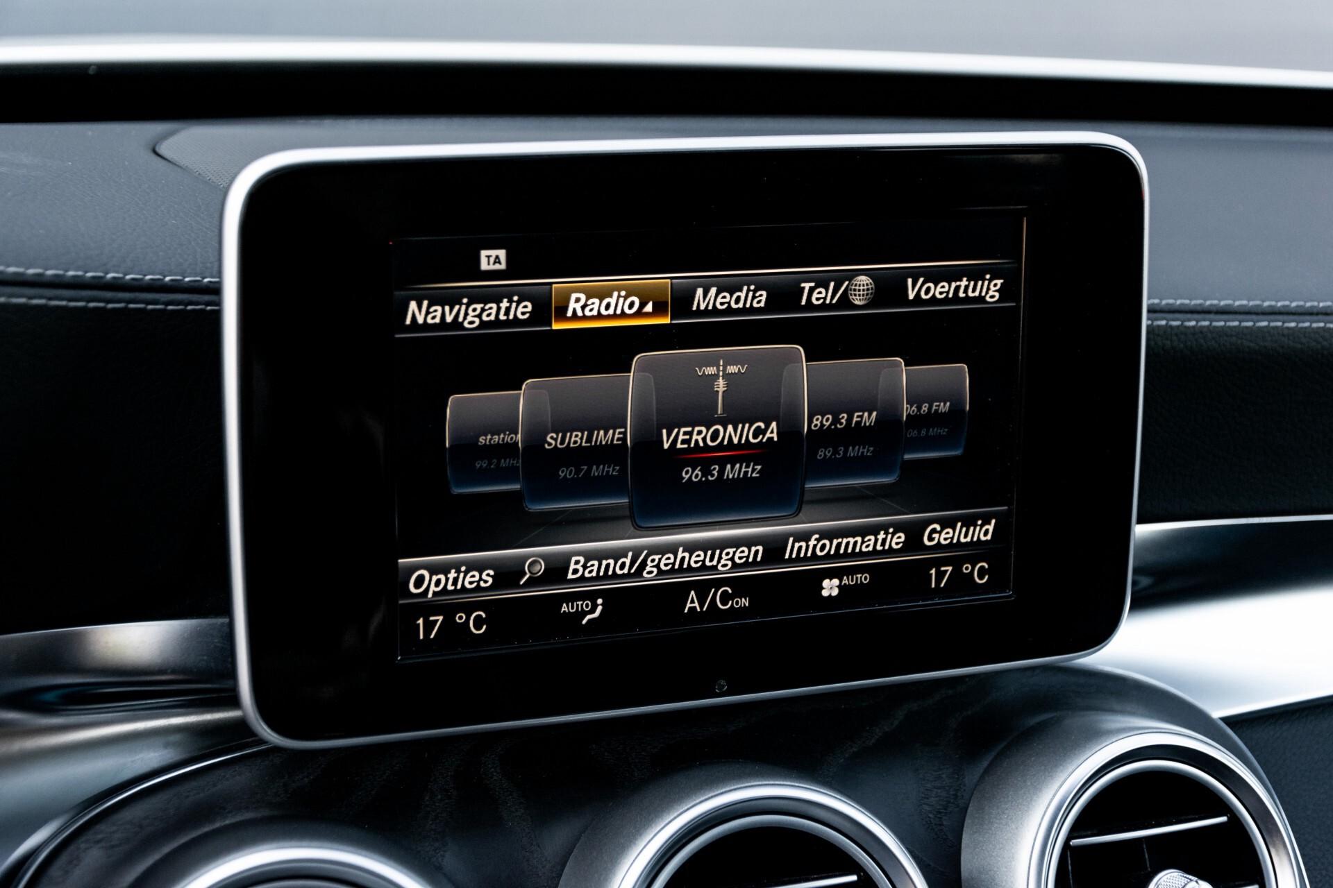 Mercedes-Benz C-Klasse Estate 220 Bluetec AMG Panorama/HUD/Memory Aut7 Foto 17