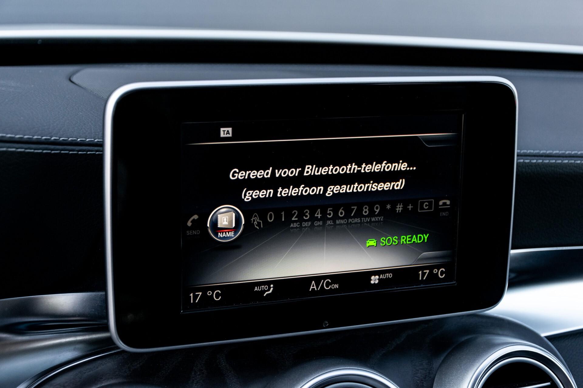 Mercedes-Benz C-Klasse Estate 220 Bluetec AMG Panorama/HUD/Memory Aut7 Foto 23