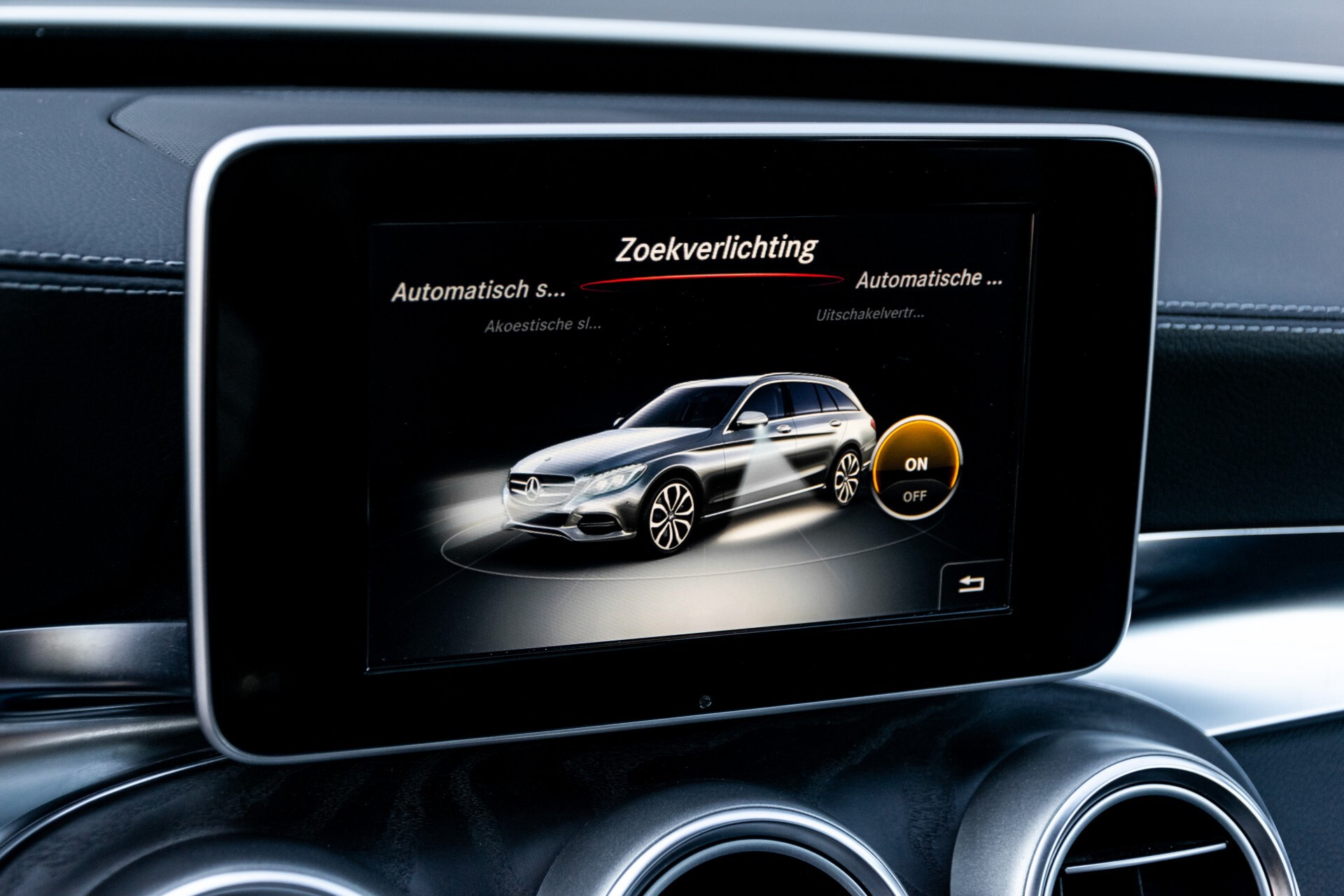 Mercedes-Benz C-Klasse Estate 220 Bluetec AMG Panorama/HUD/Memory Aut7 Foto 29
