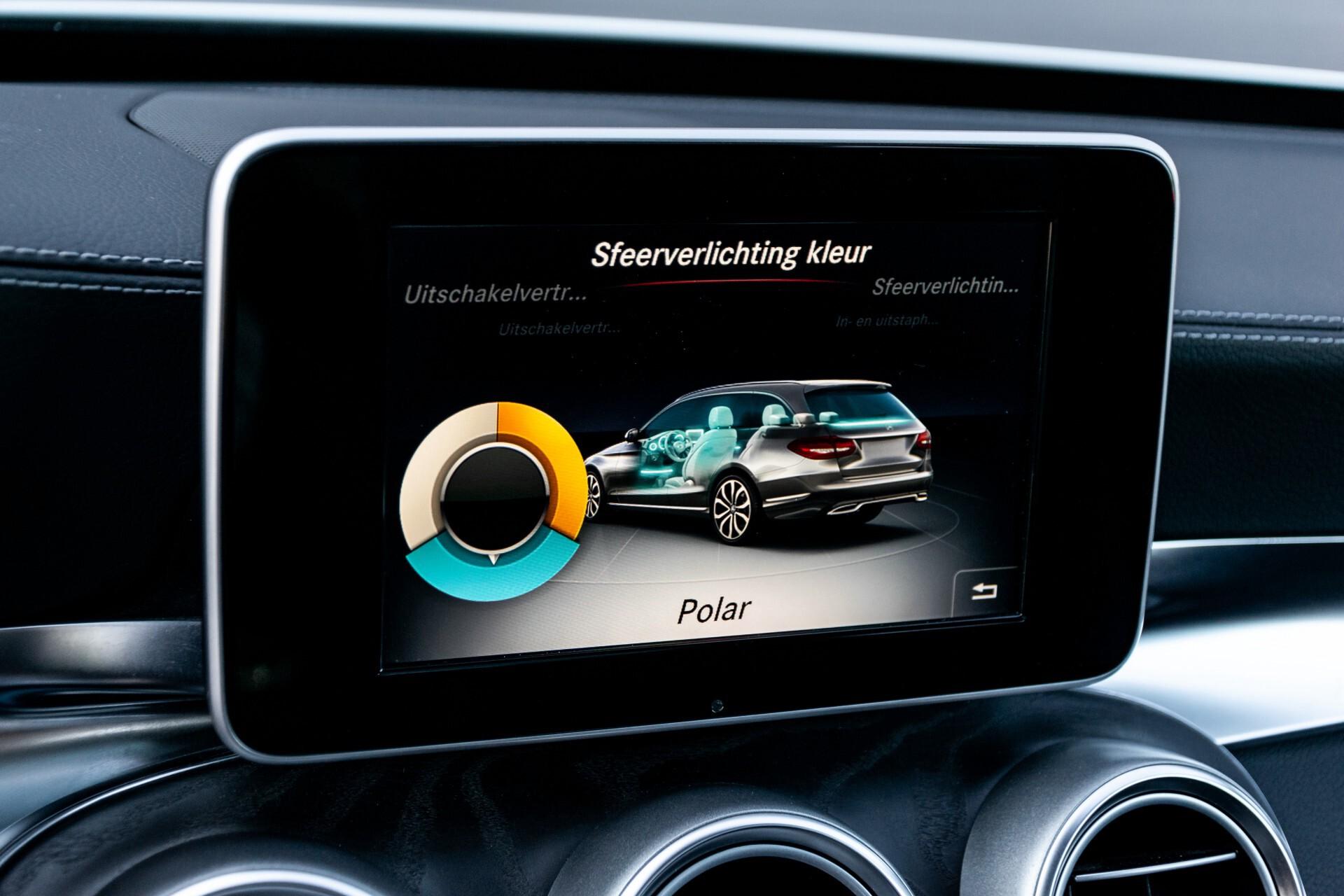Mercedes-Benz C-Klasse Estate 220 Bluetec AMG Panorama/HUD/Memory Aut7 Foto 31