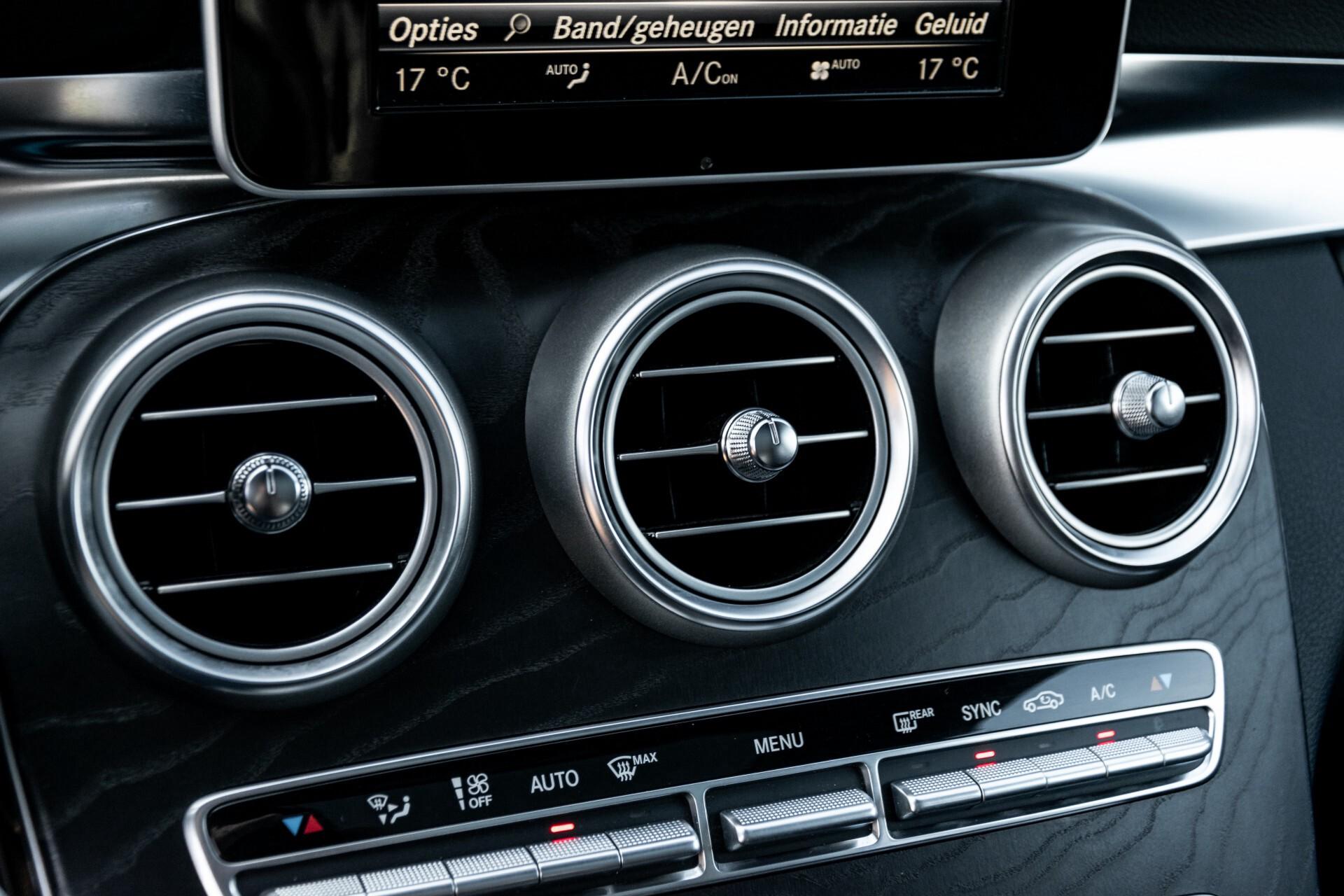 Mercedes-Benz C-Klasse Estate 220 Bluetec AMG Panorama/HUD/Memory Aut7 Foto 34