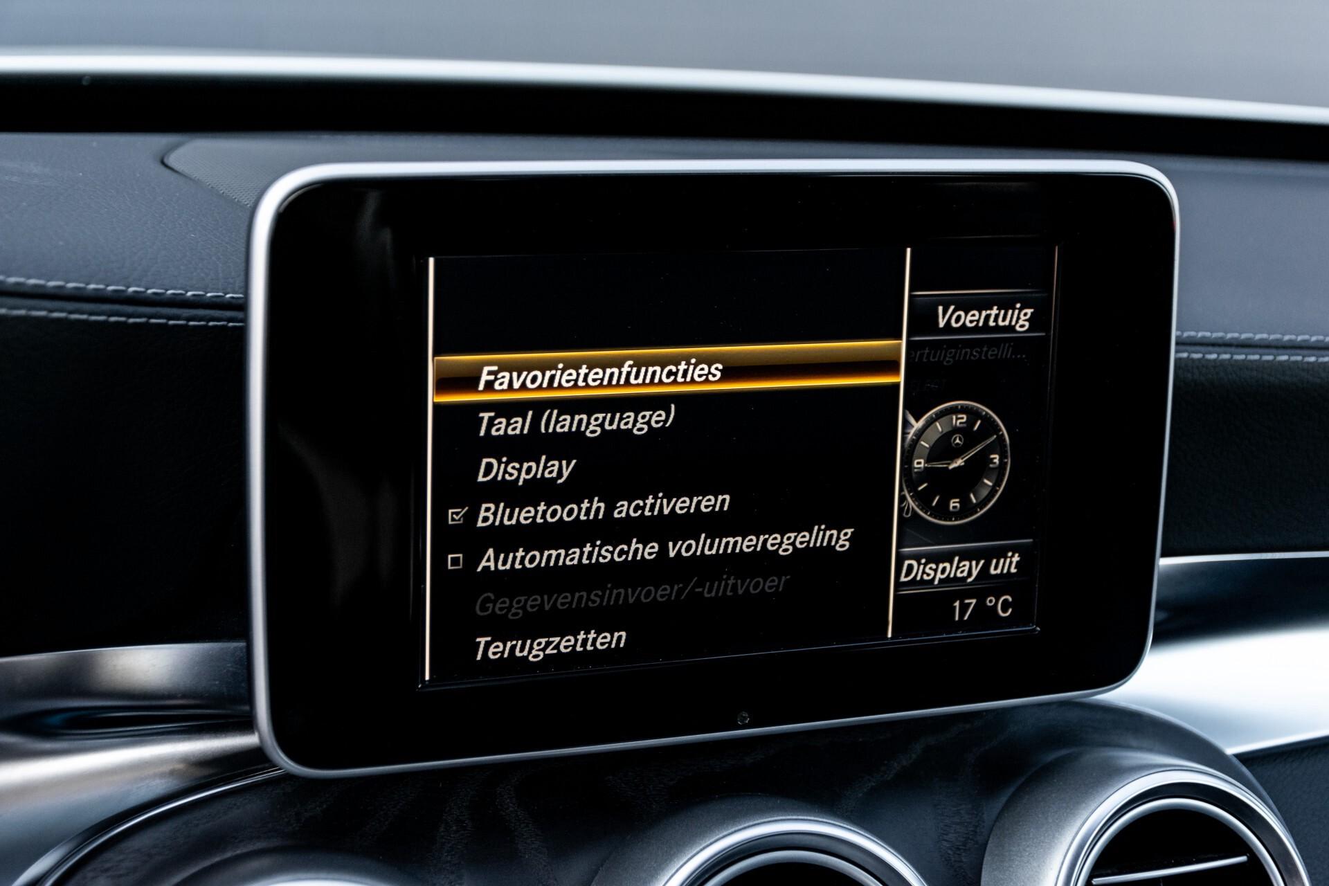 Mercedes-Benz C-Klasse Estate 220 Bluetec AMG Panorama/HUD/Memory Aut7 Foto 37