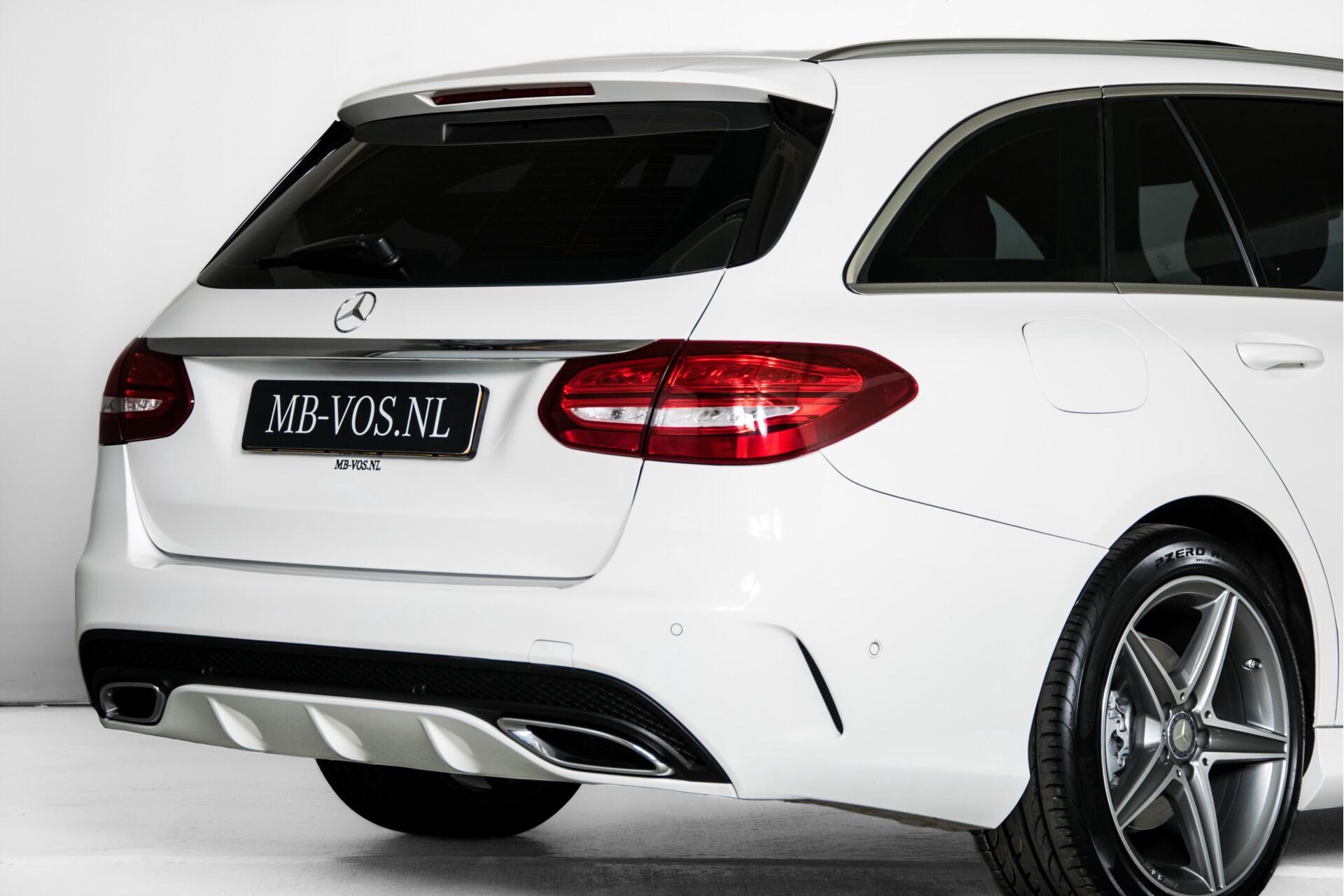 Mercedes-Benz C-Klasse Estate 220 Bluetec AMG Panorama/HUD/Memory Aut7 Foto 53