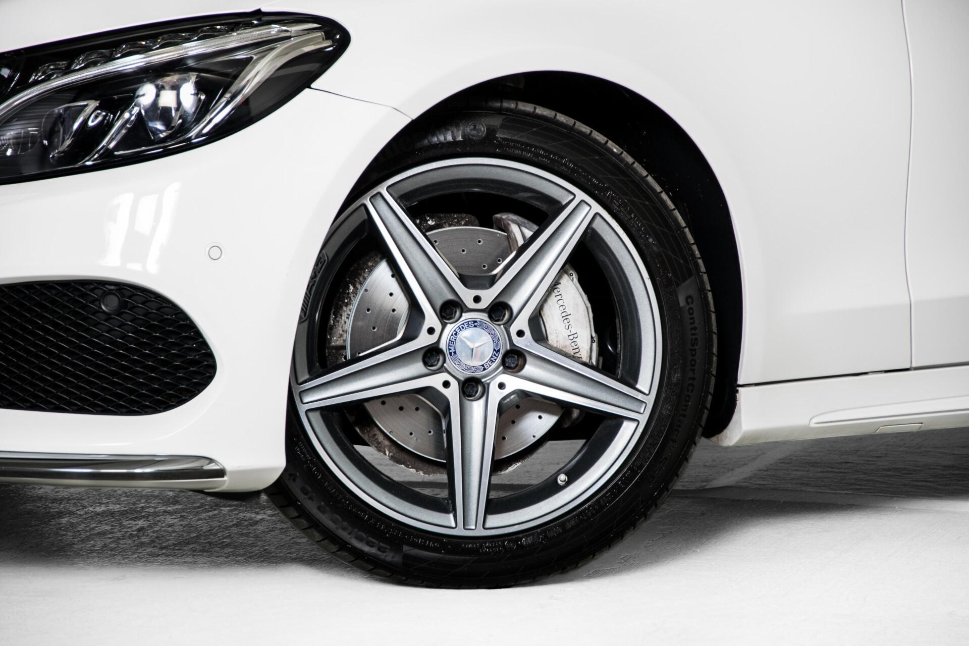 Mercedes-Benz C-Klasse Estate 220 Bluetec AMG Panorama/HUD/Memory Aut7 Foto 54