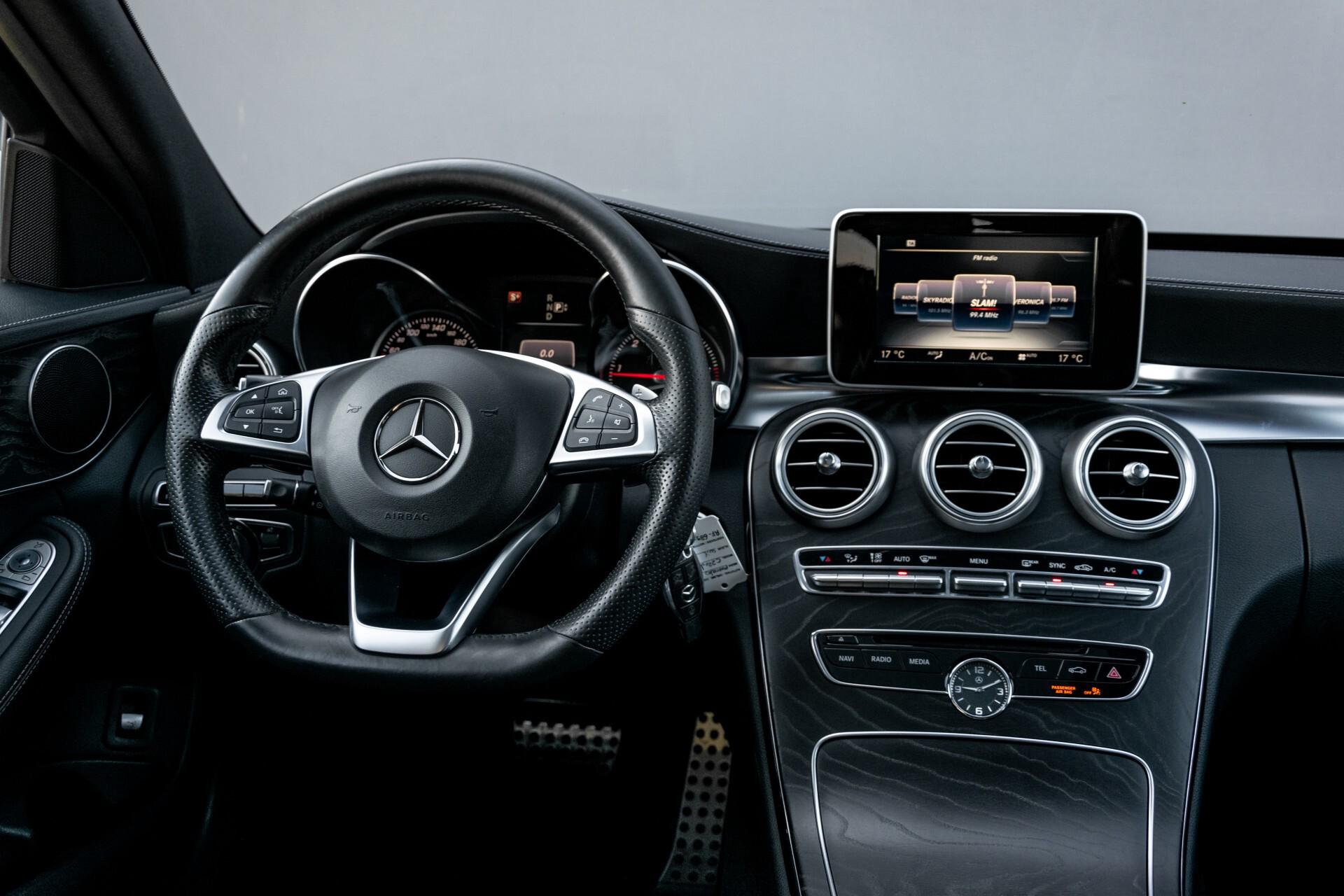 Mercedes-Benz C-Klasse Estate 220 Bluetec AMG Panorama/HUD/Memory Aut7 Foto 6