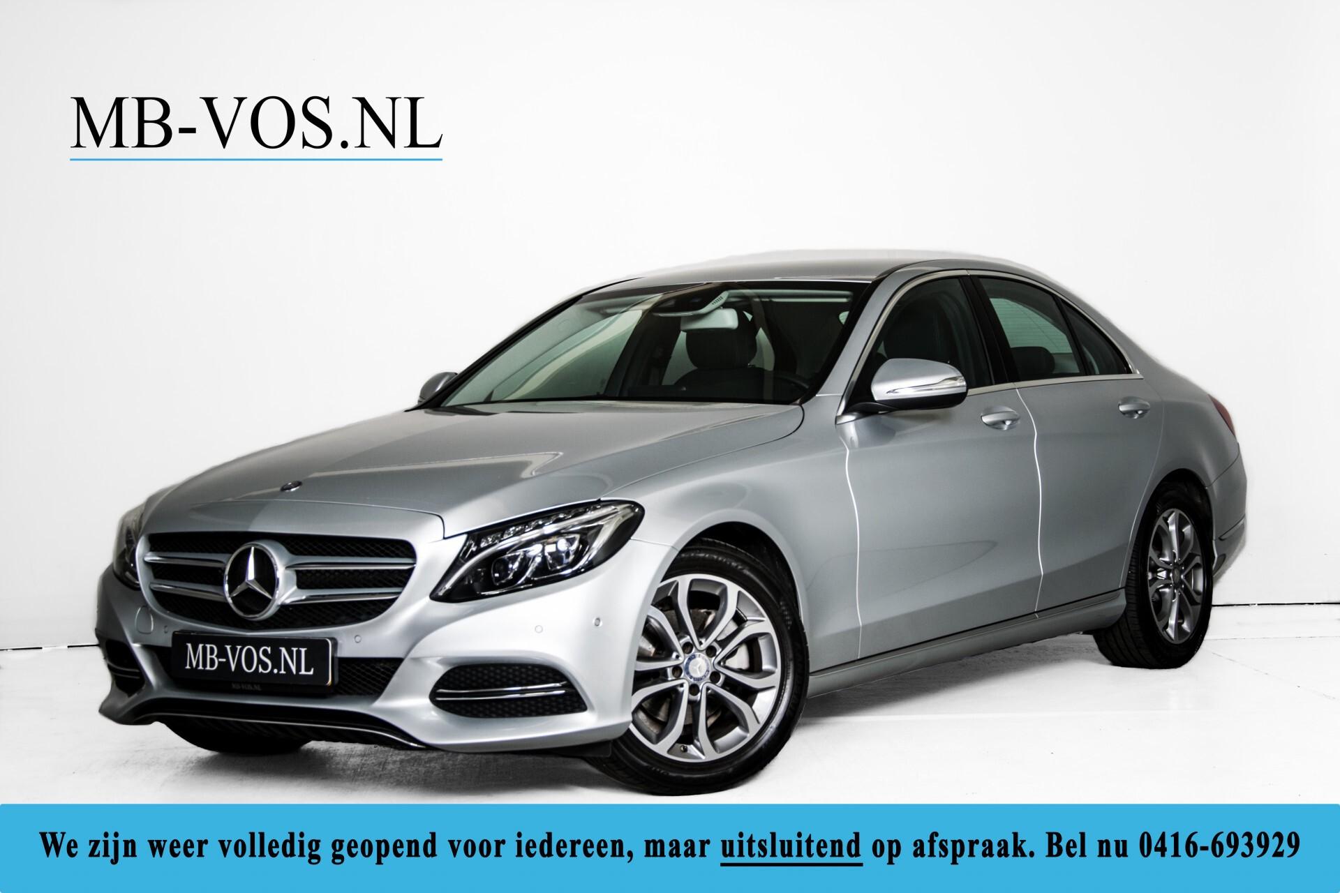 Mercedes-Benz C-Klasse 180 Bluetec Lease Edition Intelligent Light System/Cruise Control/Navi Foto 1